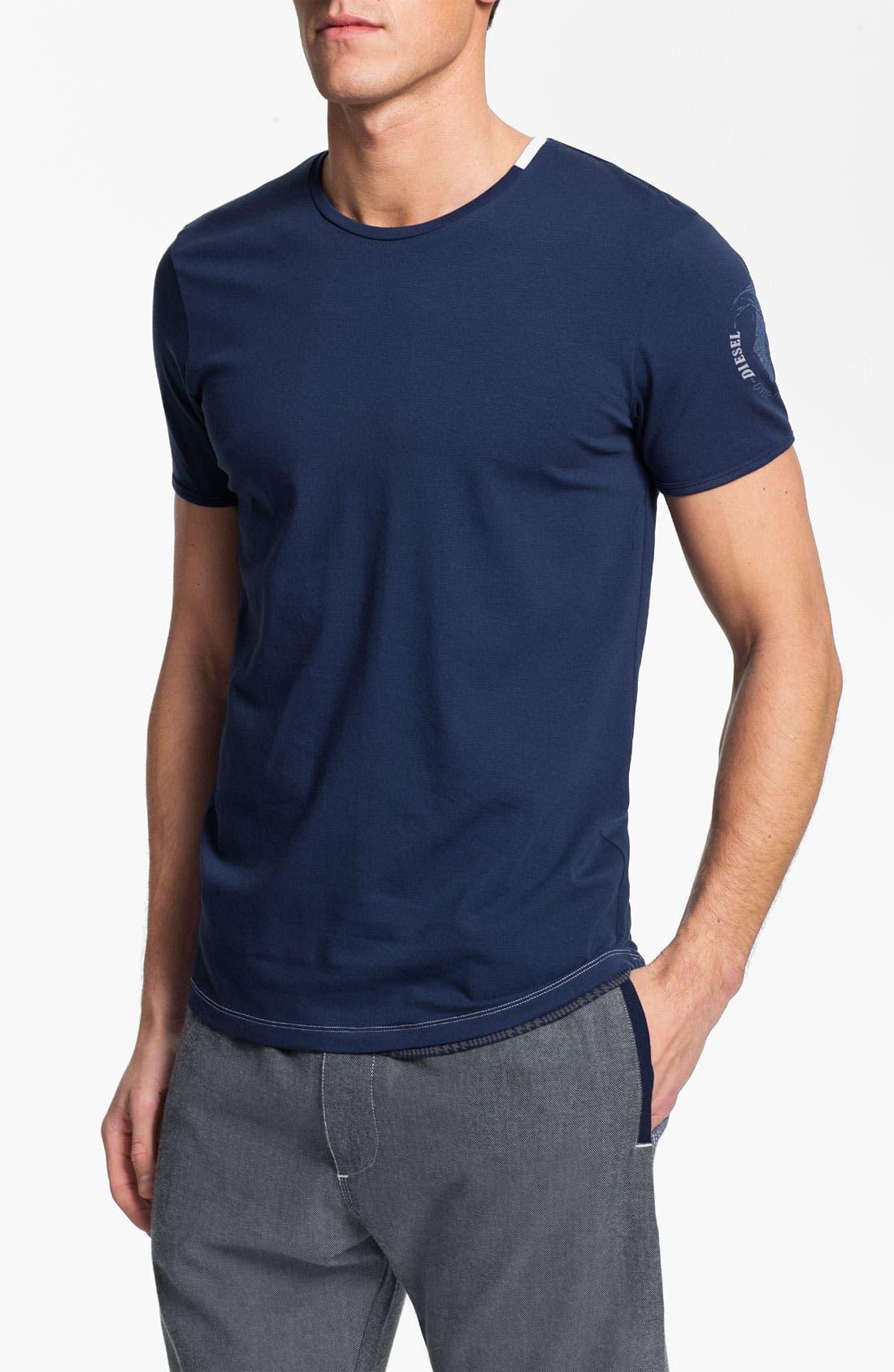 Alternate Image 1 Selected - DIESEL® 'Randal' Crewneck T-Shirt