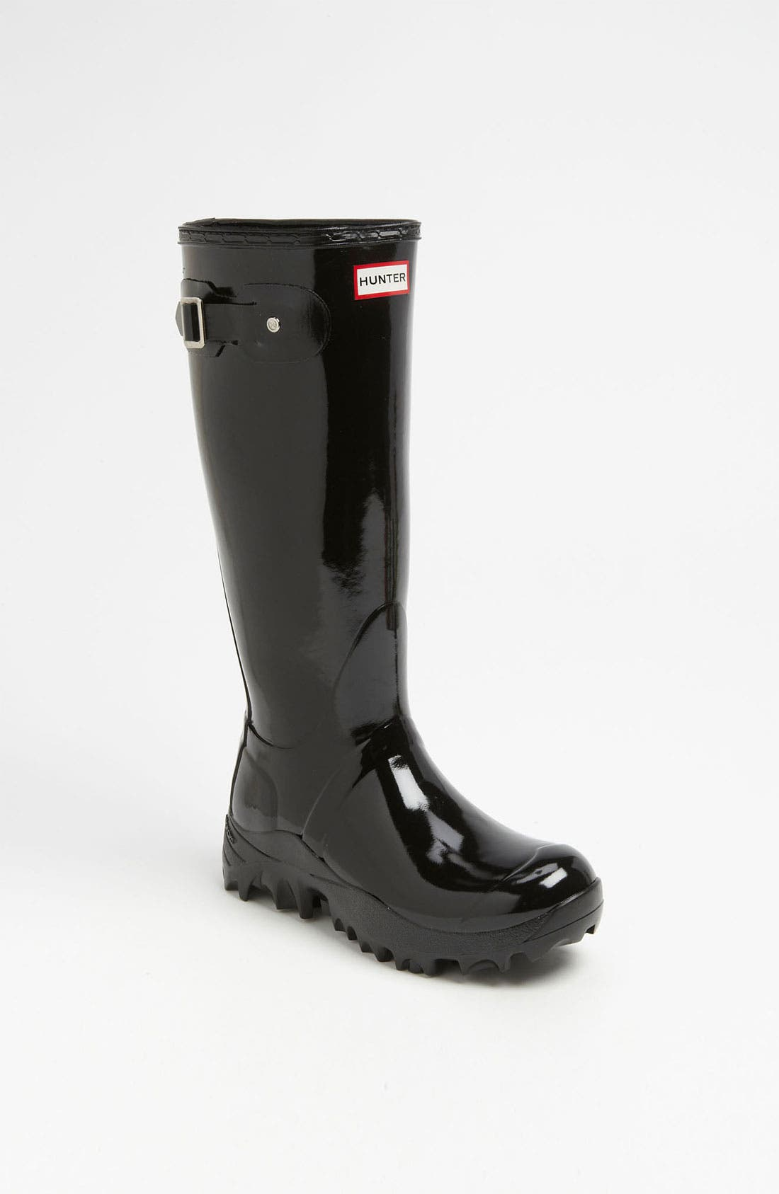 Alternate Image 1 Selected - Hunter 'Snow' Gloss Rain Boot (Women)