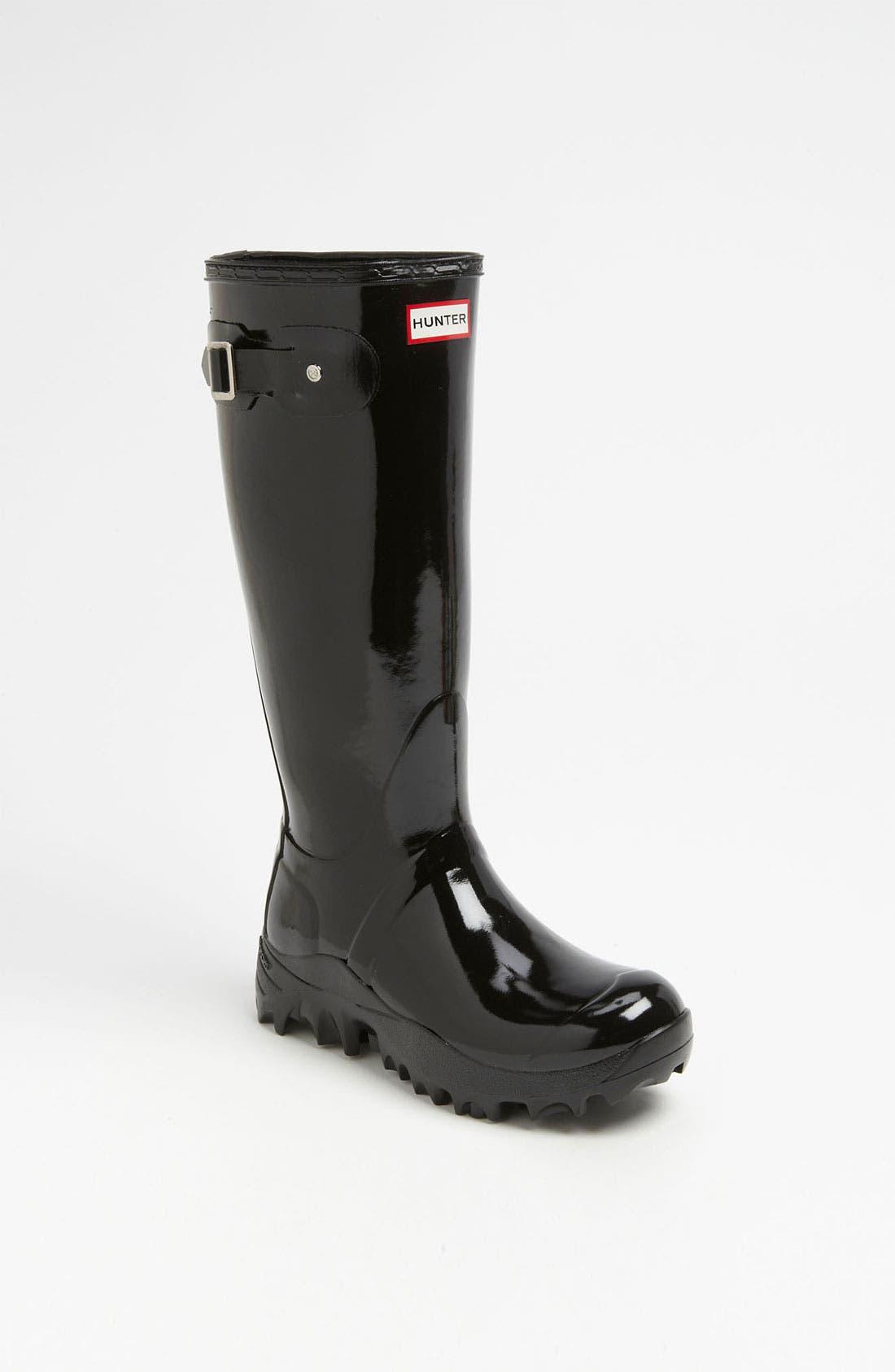 Main Image - Hunter 'Snow' Gloss Rain Boot (Women)