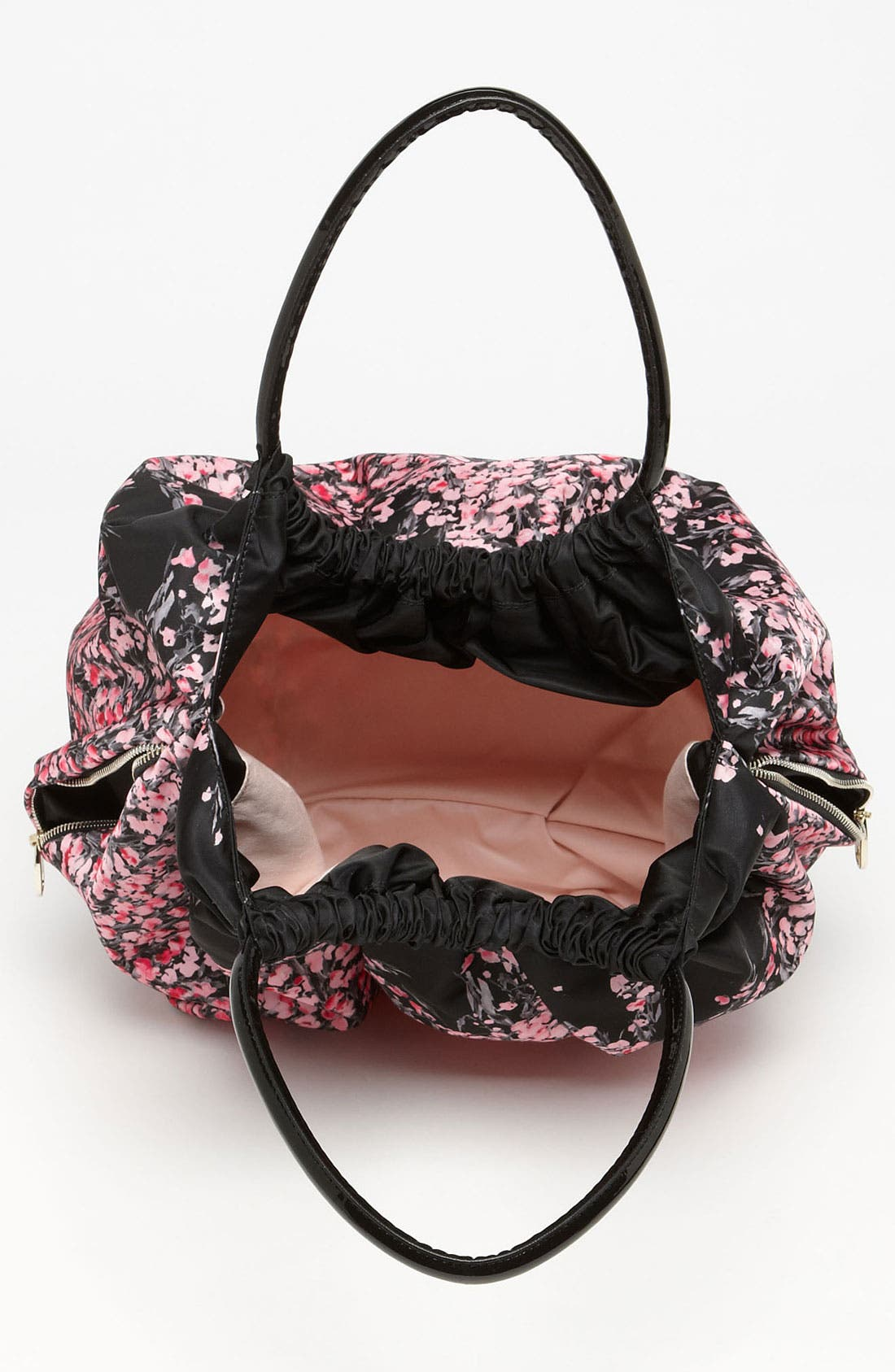 Alternate Image 3  - RED Valentino 'Lily of the Valley' Print Balloon Bag