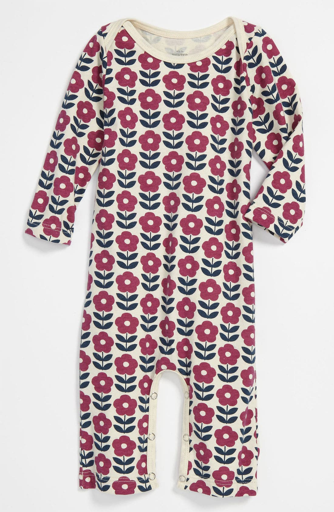 Alternate Image 1 Selected - Winter Water Factory Coveralls (Infant)