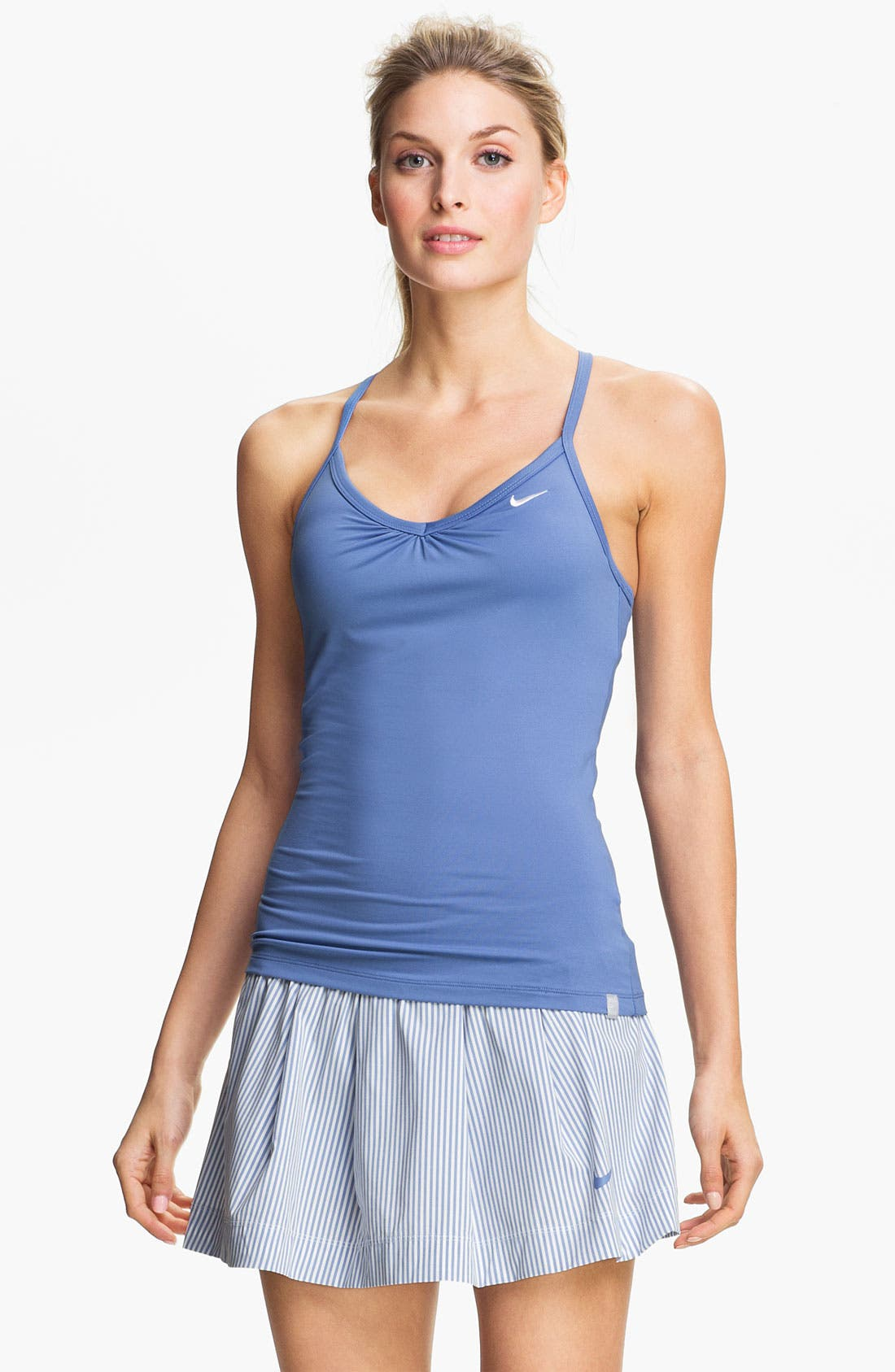 Alternate Image 1 Selected - Nike Strappy Tennis Tank