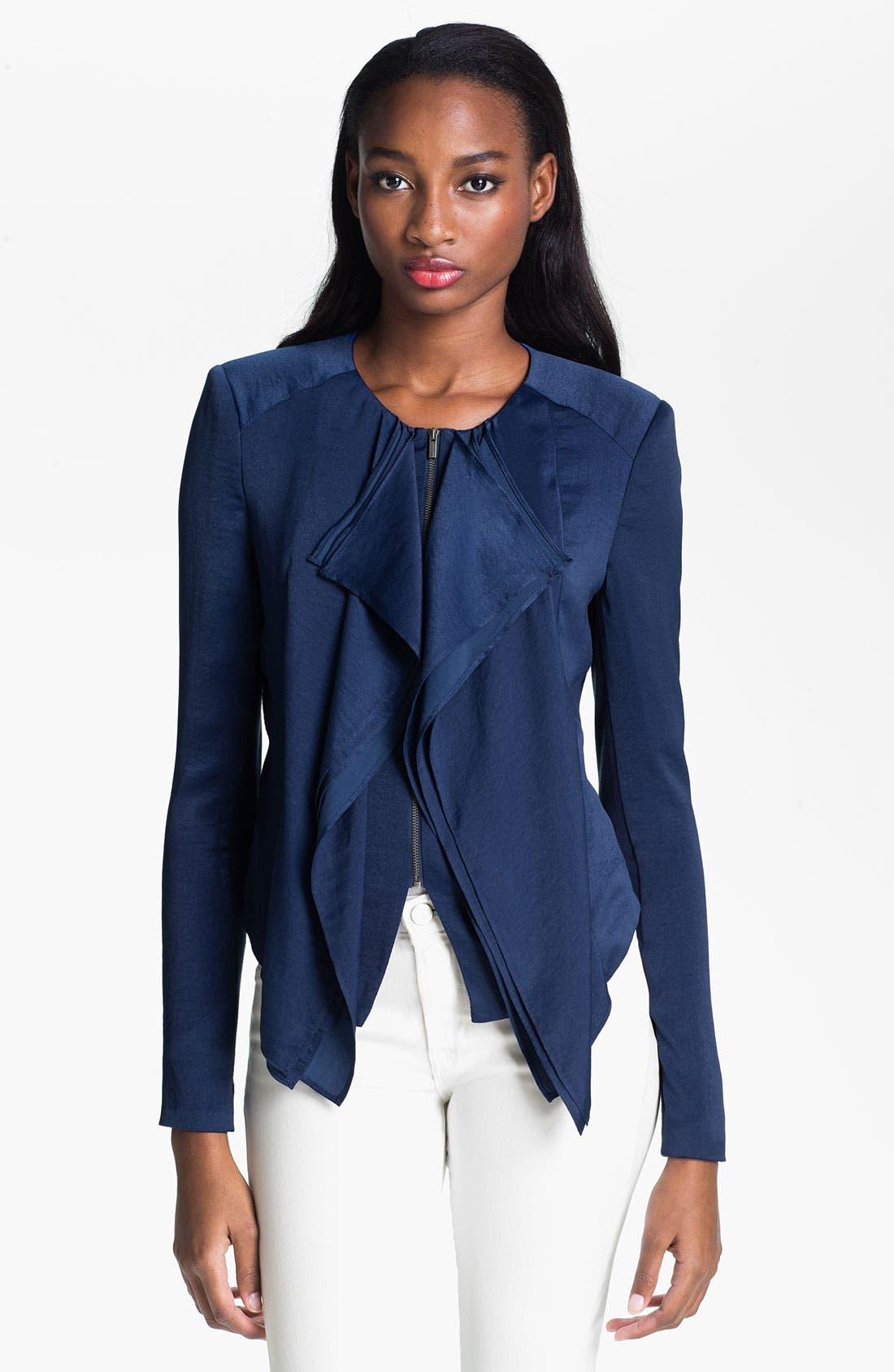 Main Image - BCBGMAXAZRIA 'Flora' Woven Jacket