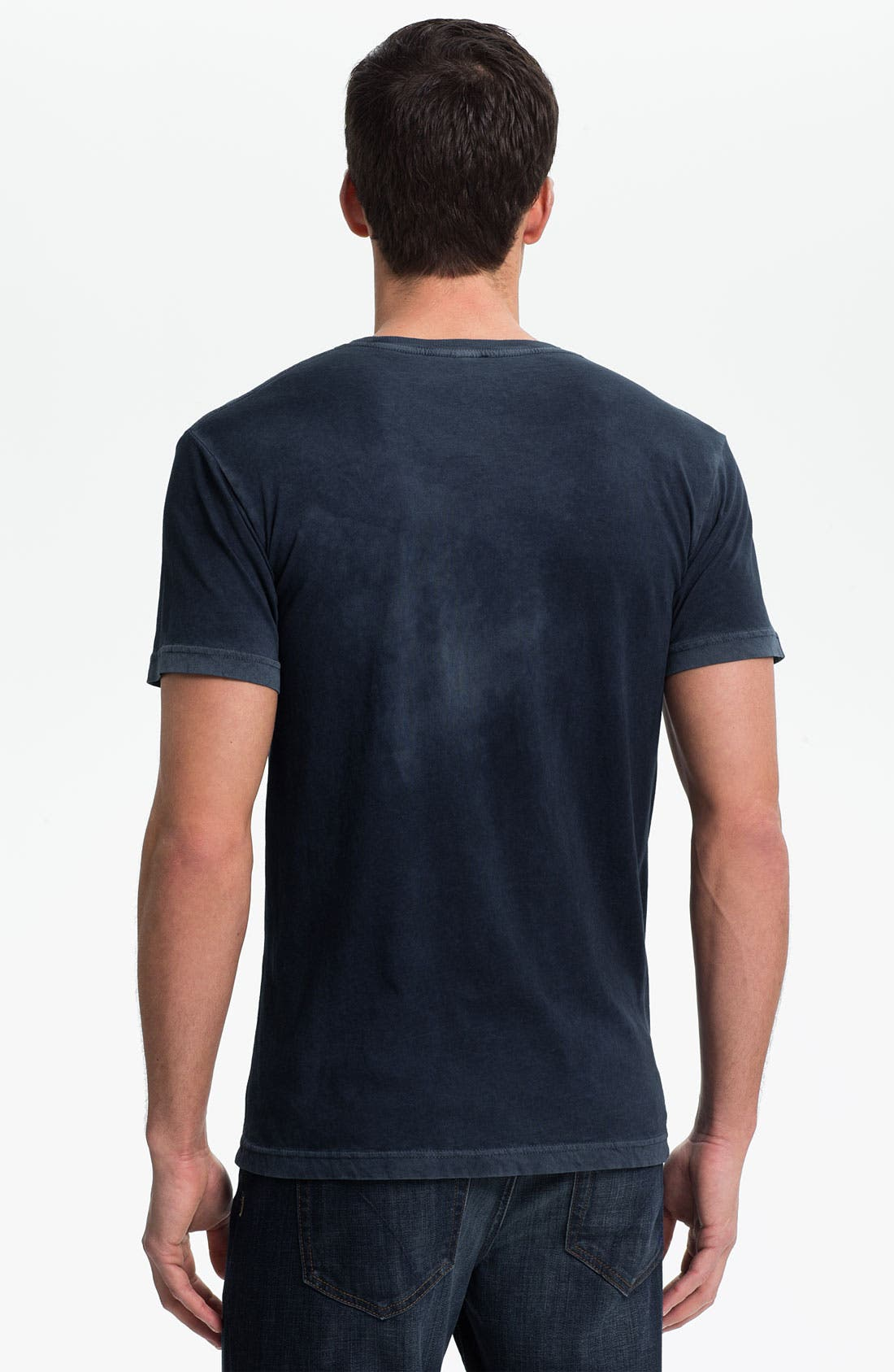 Alternate Image 2  - Denim & Leathers by Andrew Marc 'Tacoma Speed Trials' Graphic T-Shirt