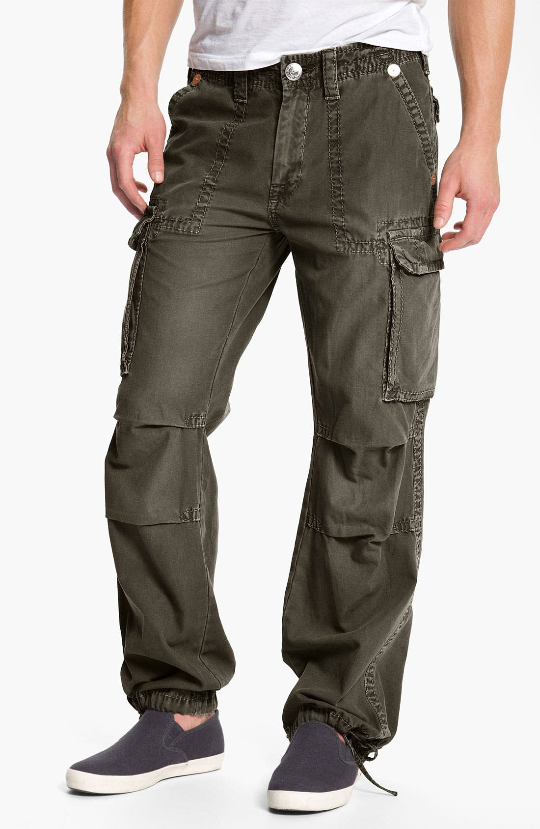 Alternate Image 2  - True Religion Brand Jeans 'Anthony' Straight Leg Cargo Pants (Online Exclusive)