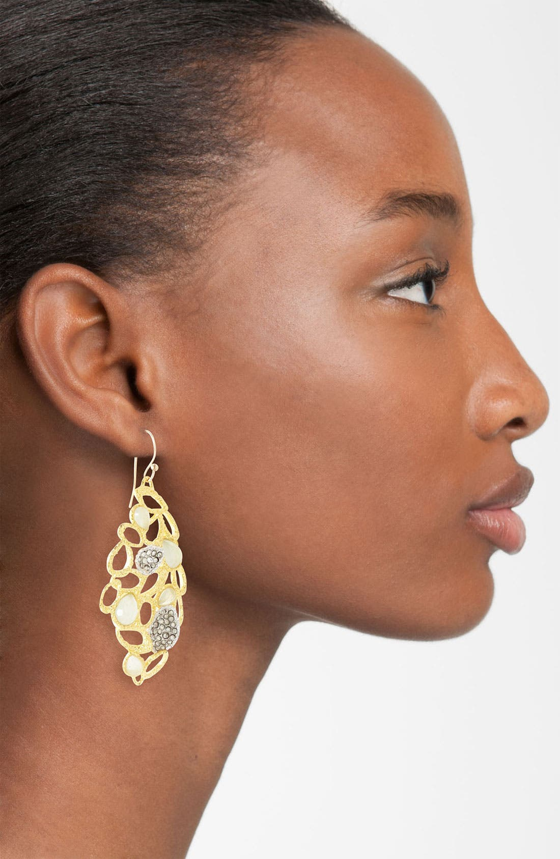 Alternate Image 2  - Alexis Bittar 'Elements - Siyabona' Pavé Accent Drop Earrings