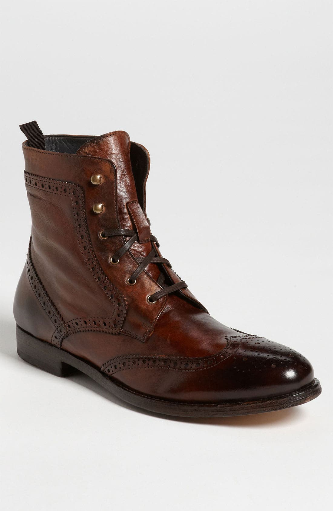 Main Image - To Boot New York 'Lawrence' Wingtip Boot