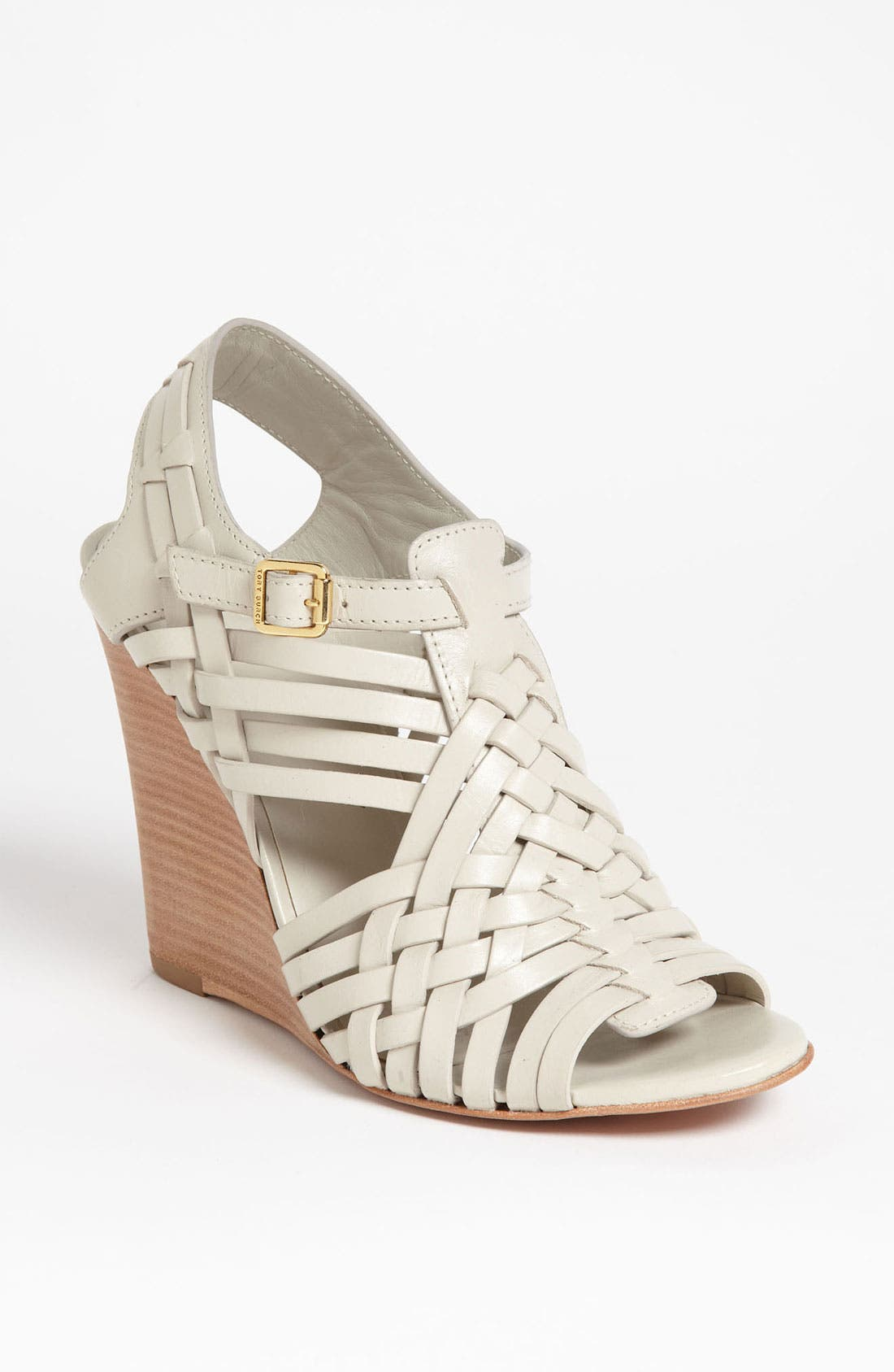 Main Image - Tory Burch 'Nadia' Wedge Sandal