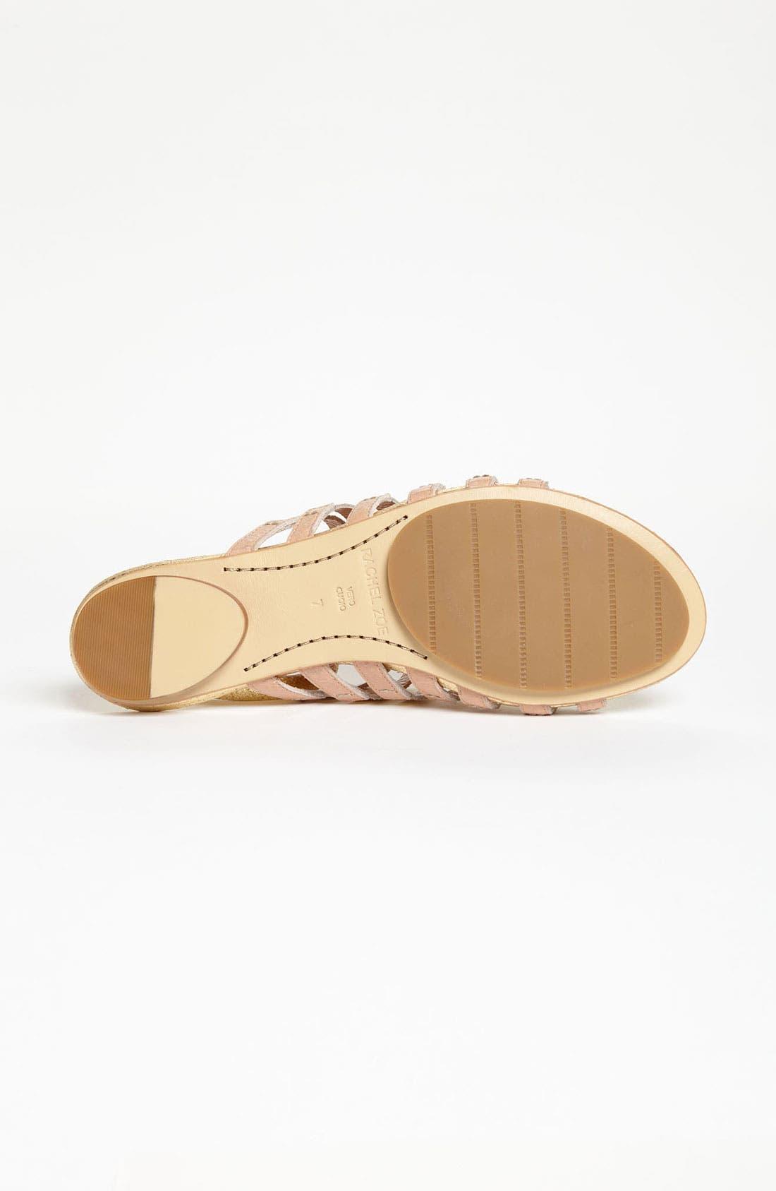 Alternate Image 4  - Rachel Zoe 'Carlyle' Sandal