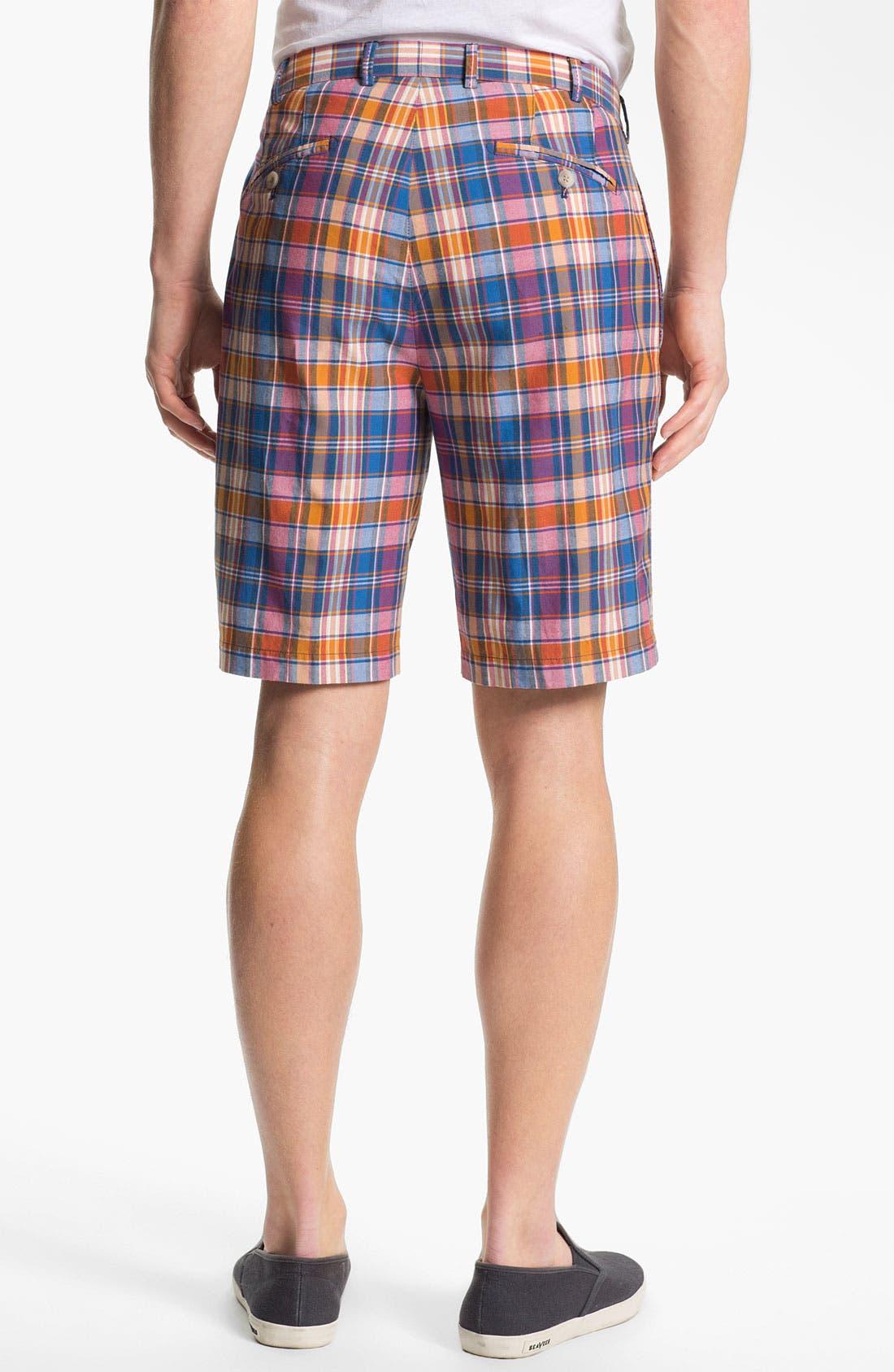 Alternate Image 2  - Peter Millar 'Bolton' Flat Front Shorts