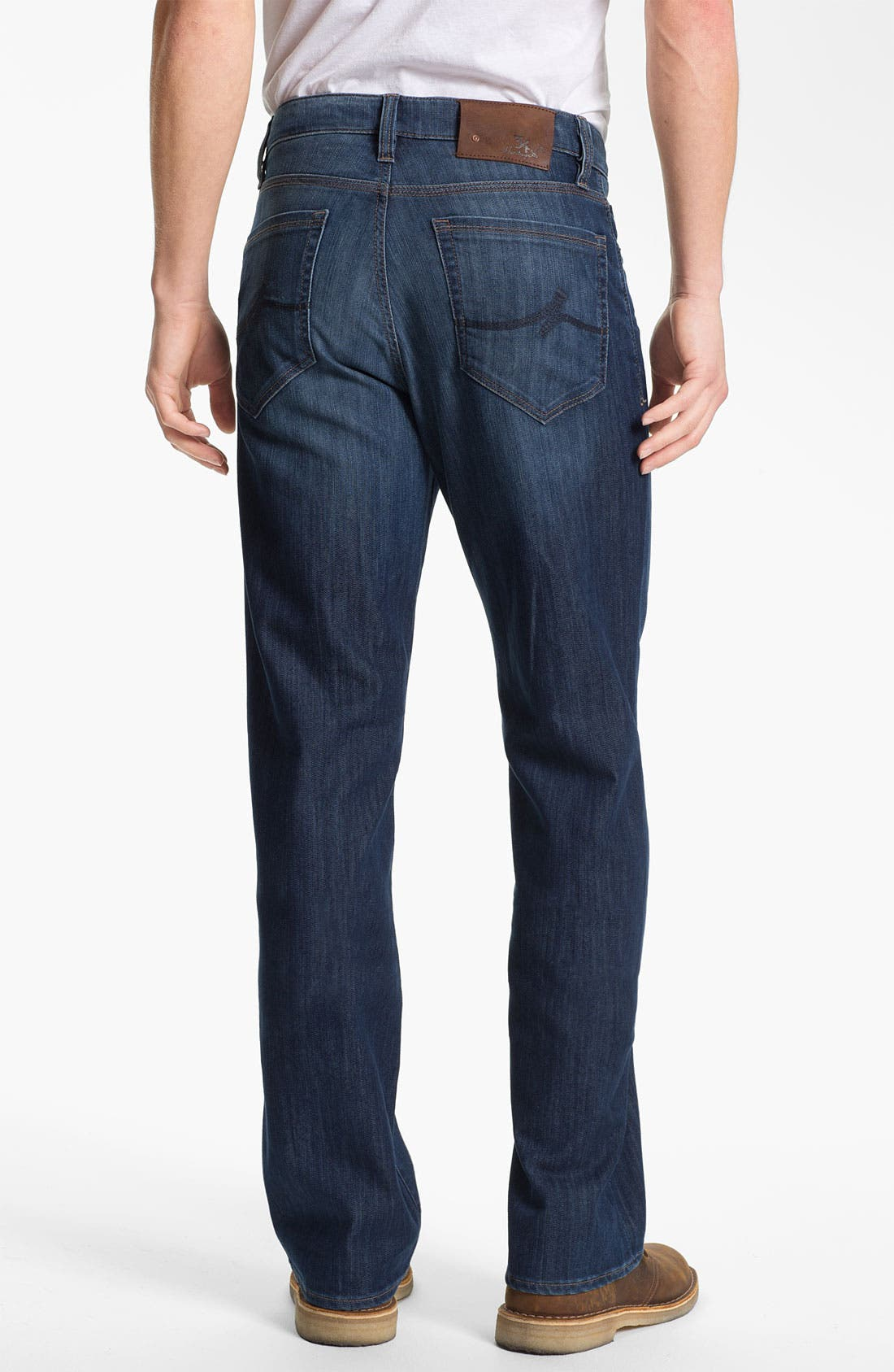 Alternate Image 2  - 34 Heritage 'Charisma' Straight Leg Jeans (Mid Mercerized)