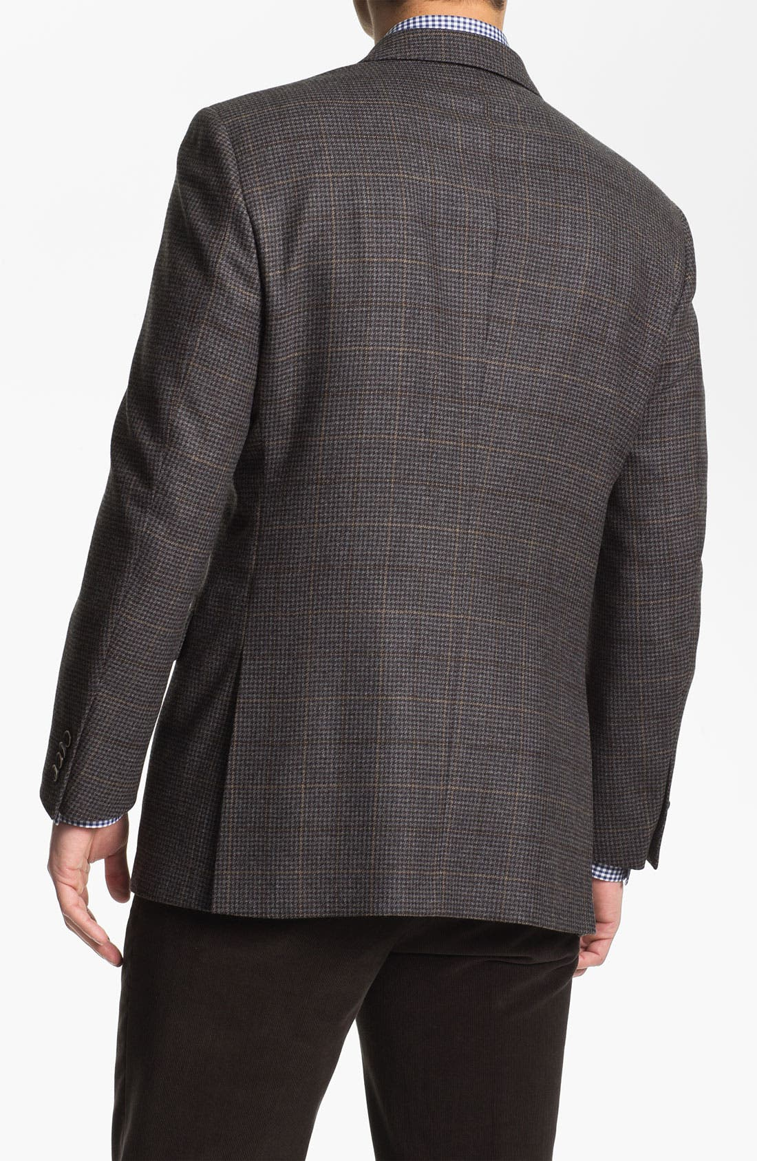Alternate Image 2  - Peter Millar Houndtooth Sportcoat