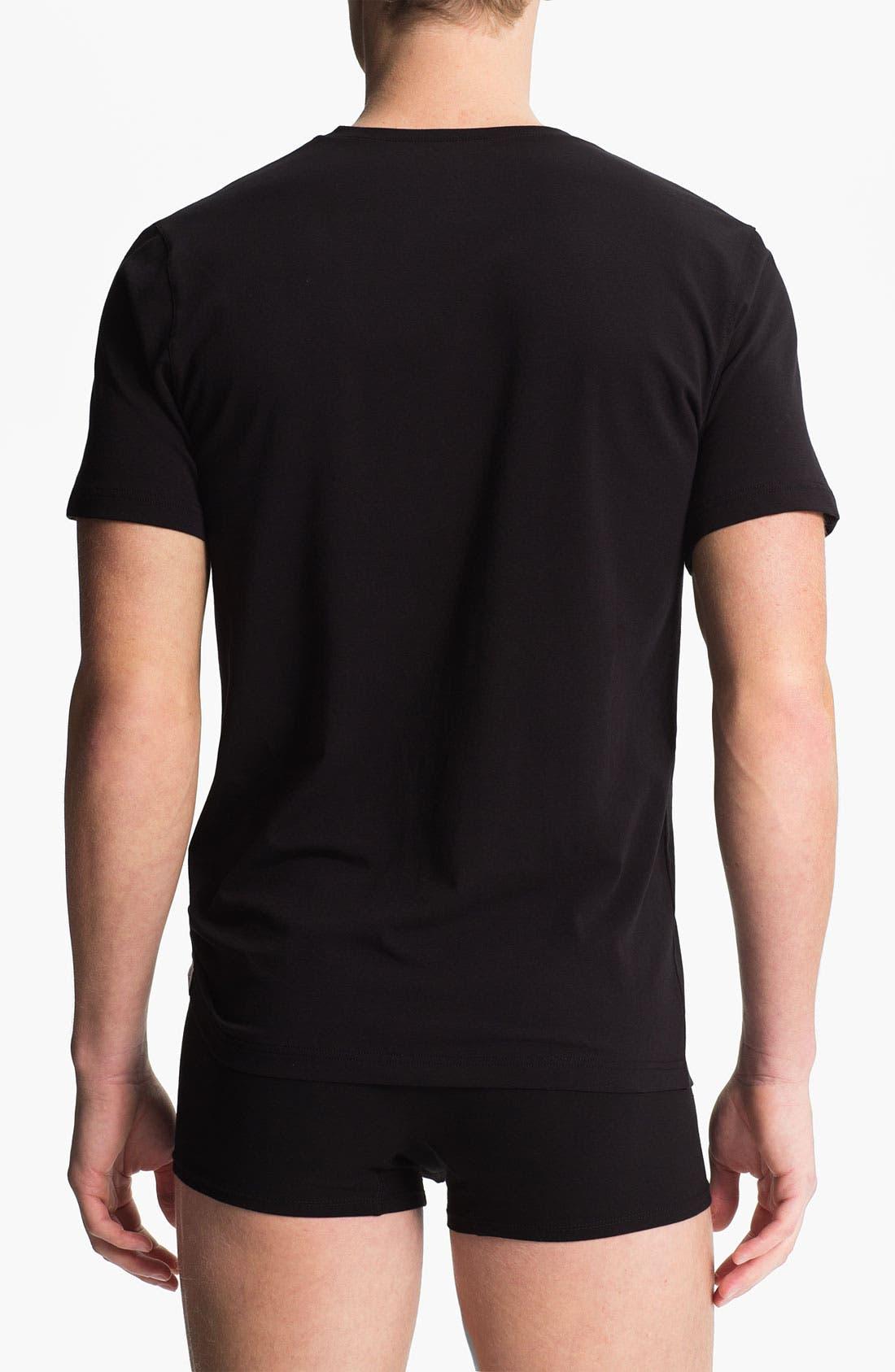 Alternate Image 2  - Naked Deep V-Neck T-Shirt