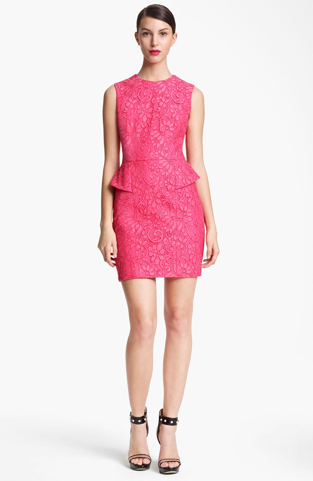 Alternate Image 1 Selected - Jason Wu Lace Sheath Dress