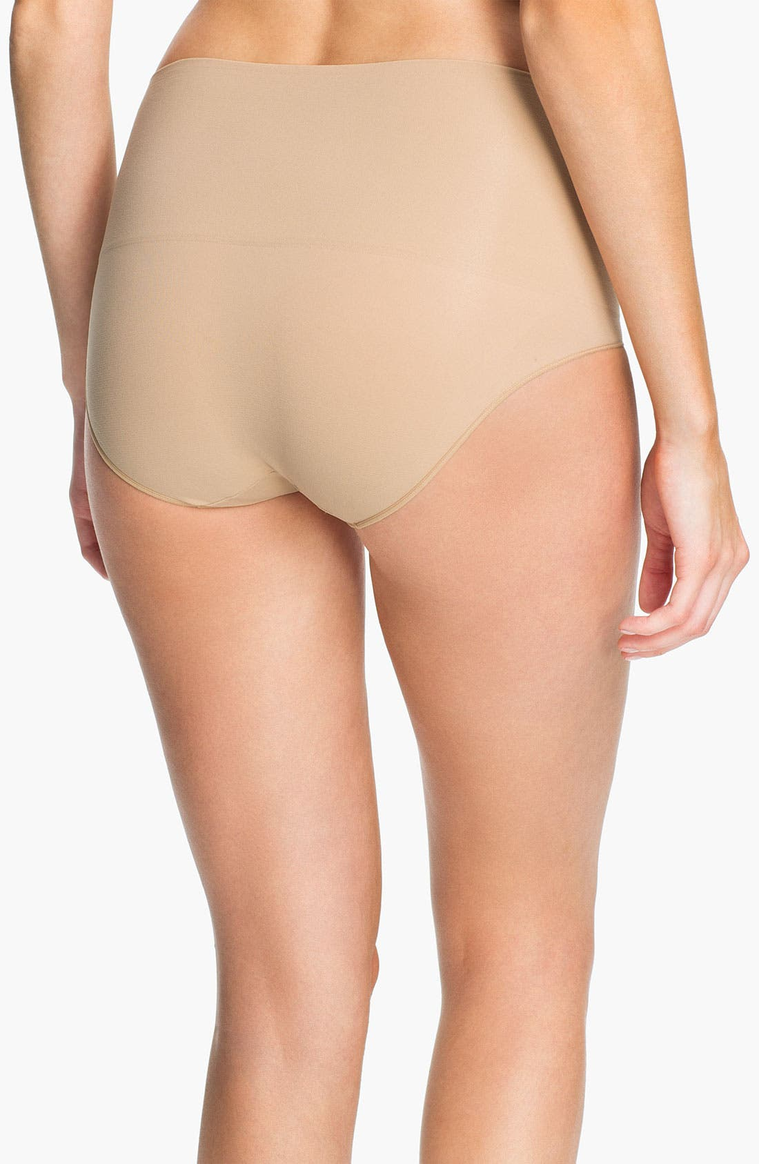 Alternate Image 2  - SPANX® 'Undie-Tectable' Smoother