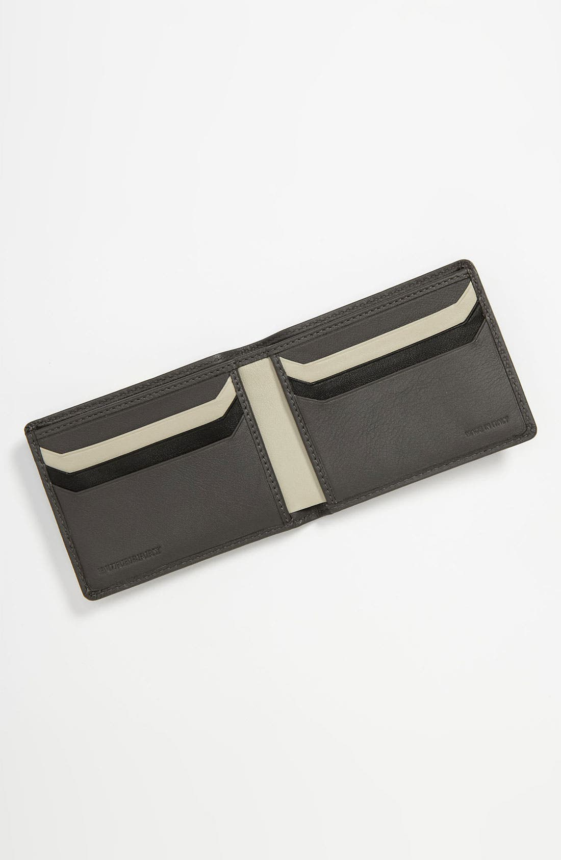 Alternate Image 3  - Burberry Bifold Wallet