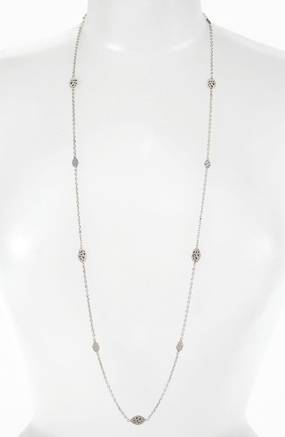 Main Image - Lois Hill 'Marquise' Long Station Necklace
