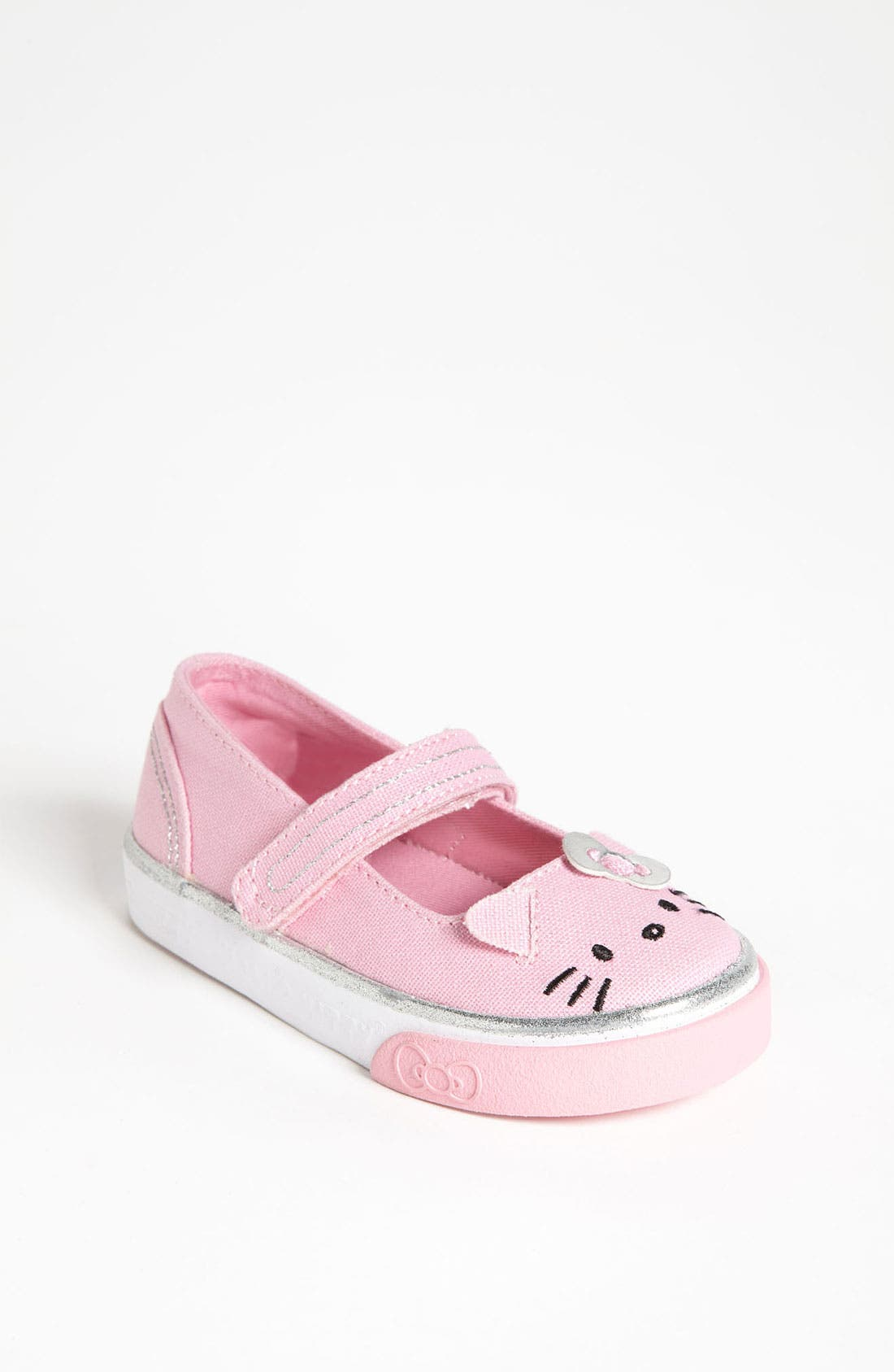 Alternate Image 1 Selected - Keds® 'Wonder Purr' Mary Jane (Baby, Walker & Toddler)