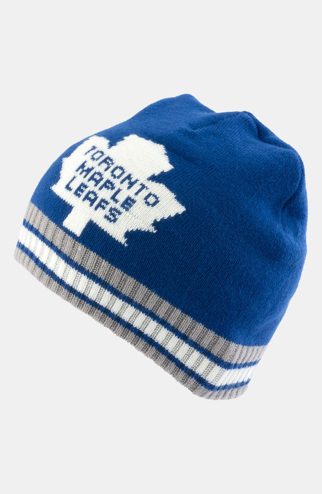 Main Image - American Needle 'Toronto Maple Leafs - Ring Wing' Knit Hat