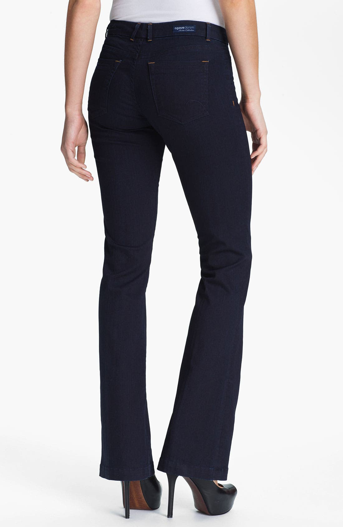 Alternate Image 2  - Agave 'Fortuna' Trouser Jeans (Lookout) (Online Exclusive)