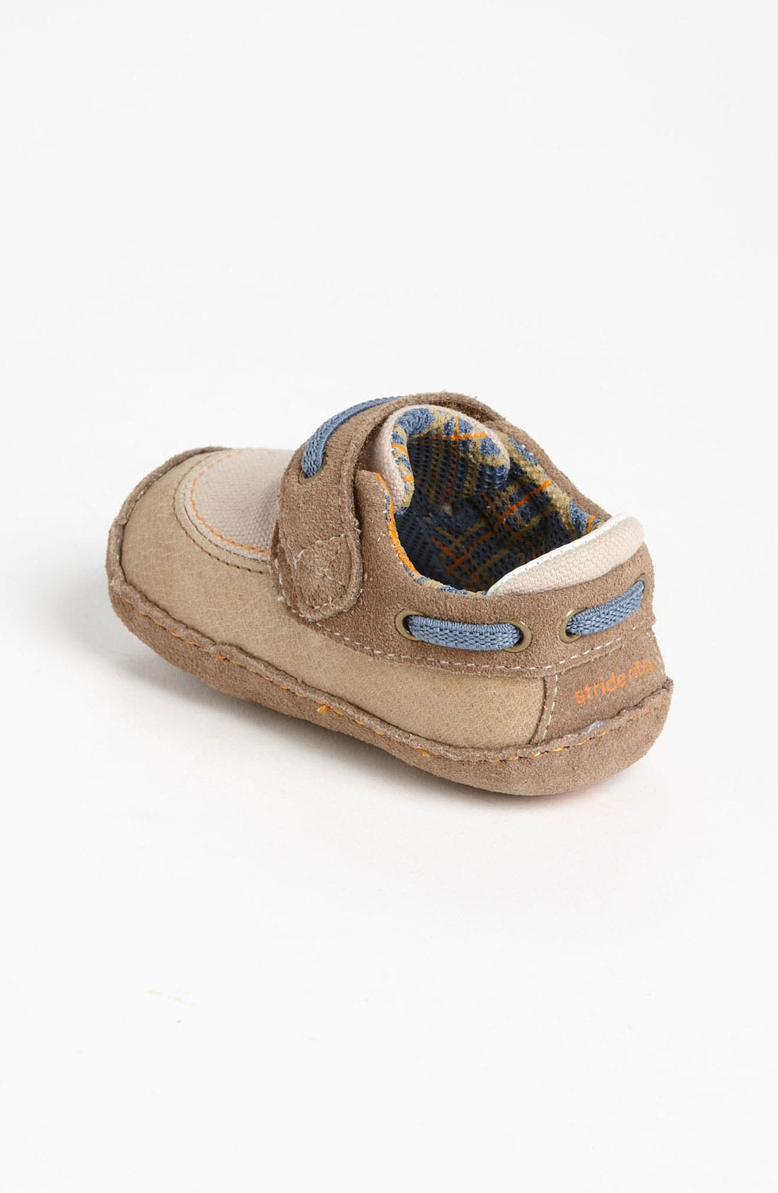 Alternate Image 2  - Stride Rite 'Crawl Mariner Monty' Slip-On (Baby)