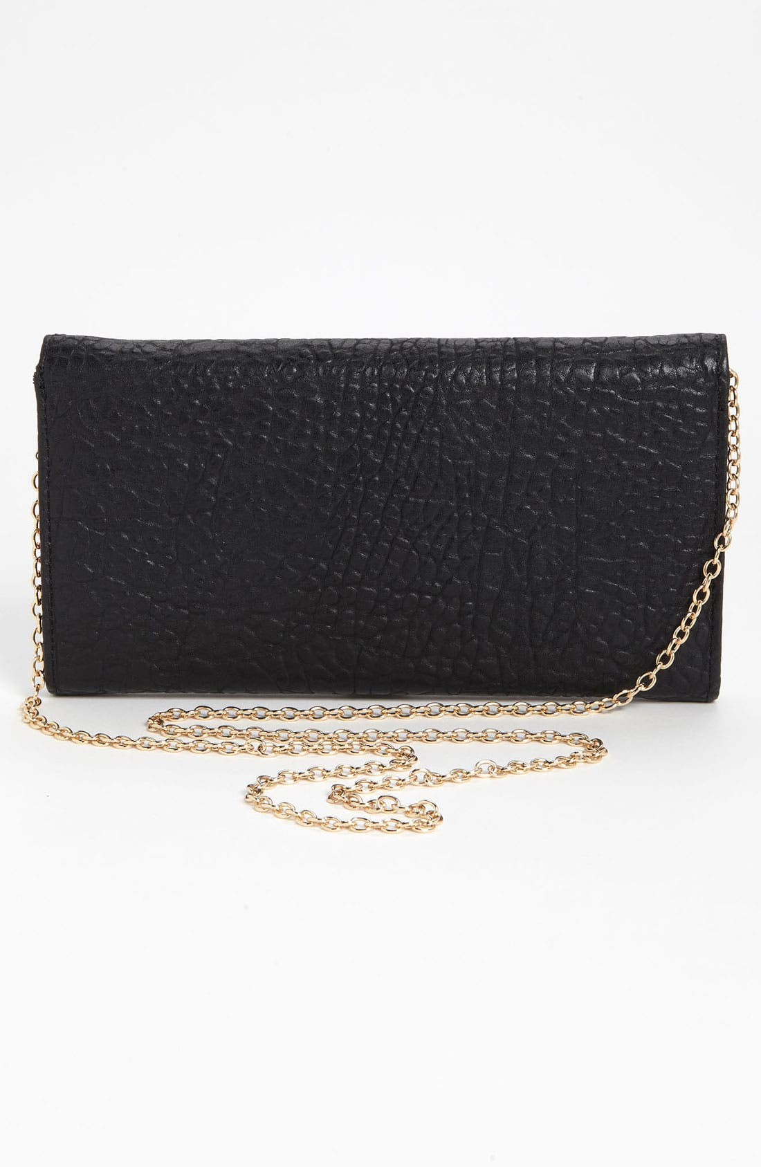 Alternate Image 4  - Street Level Studded Cuff Clutch