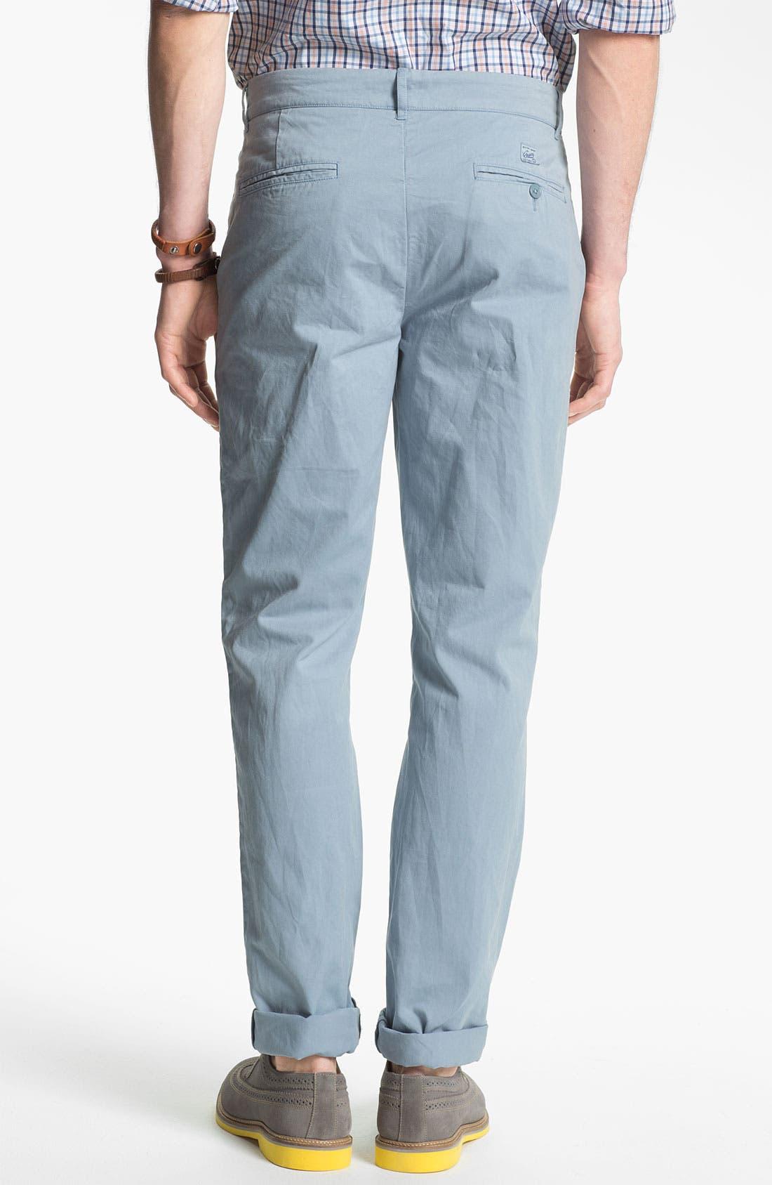 Alternate Image 2  - Grayers 'Alex' Flat Front Pants