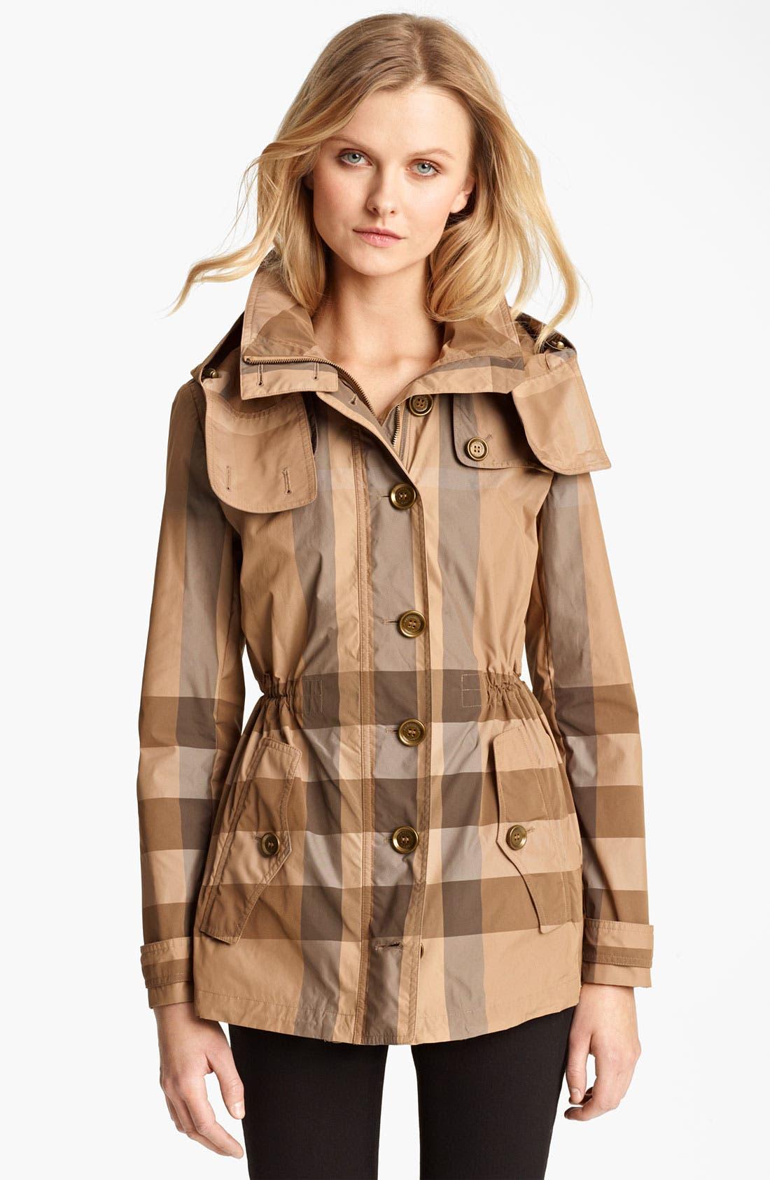 Alternate Image 1 Selected - Burberry Brit 'Kerrington' Coat