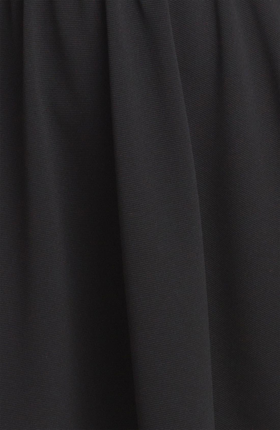 Alternate Image 3  - Lush Illusion Fit & Flare Dress (Juniors)