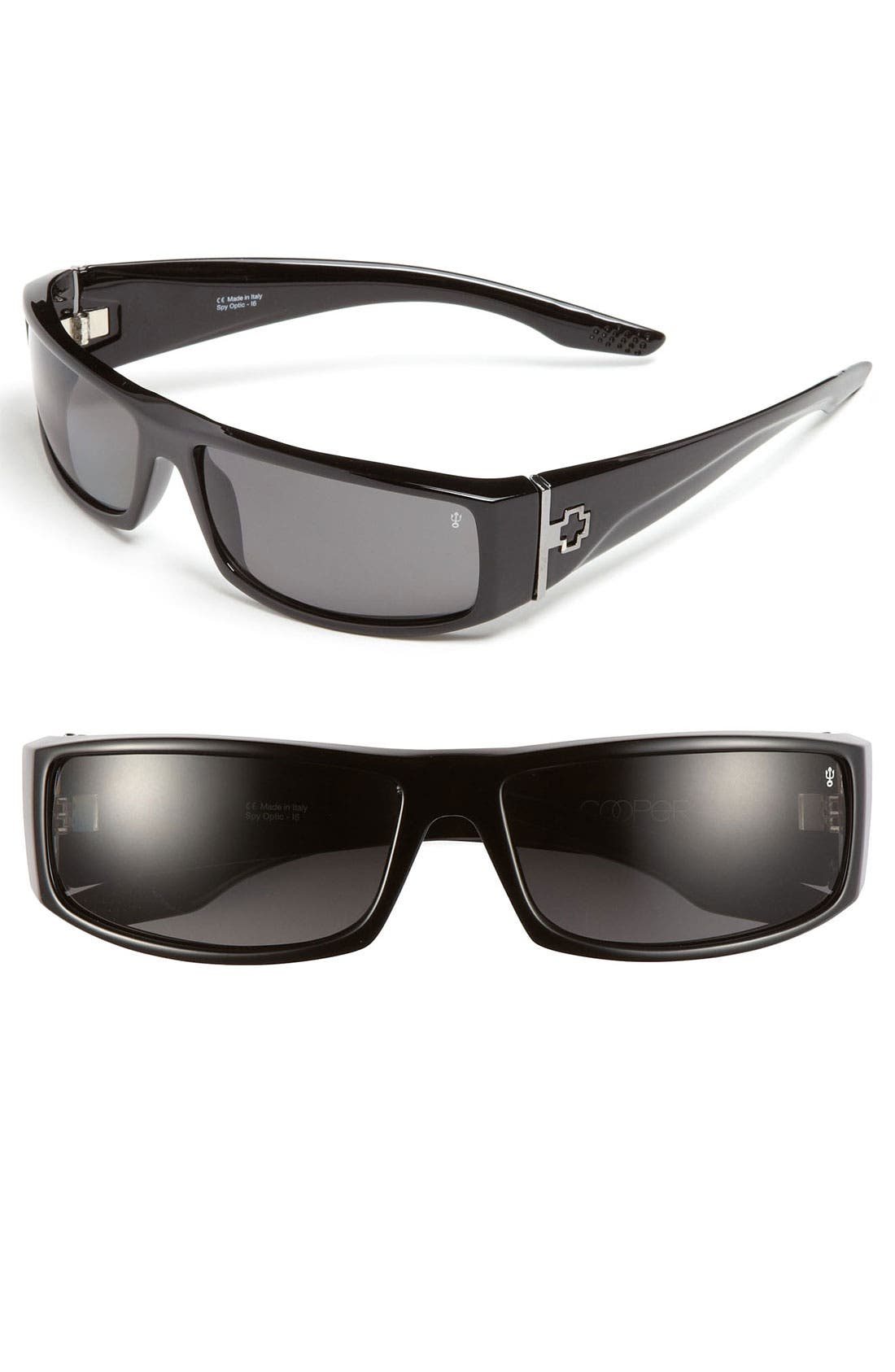 Alternate Image 1 Selected - SPY Optic 'Cooper' 59mm Polarized Sunglasses