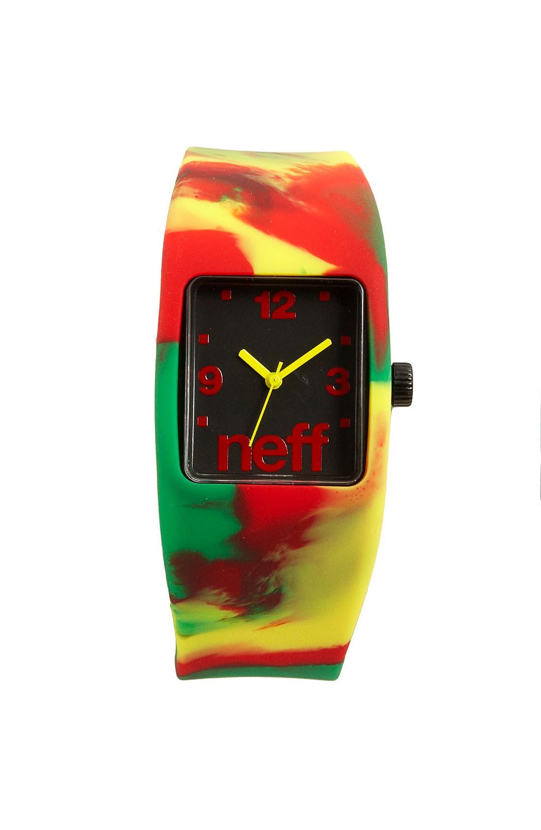 Alternate Image 1 Selected - Neff 'Bandit' Watch (Big Boys)