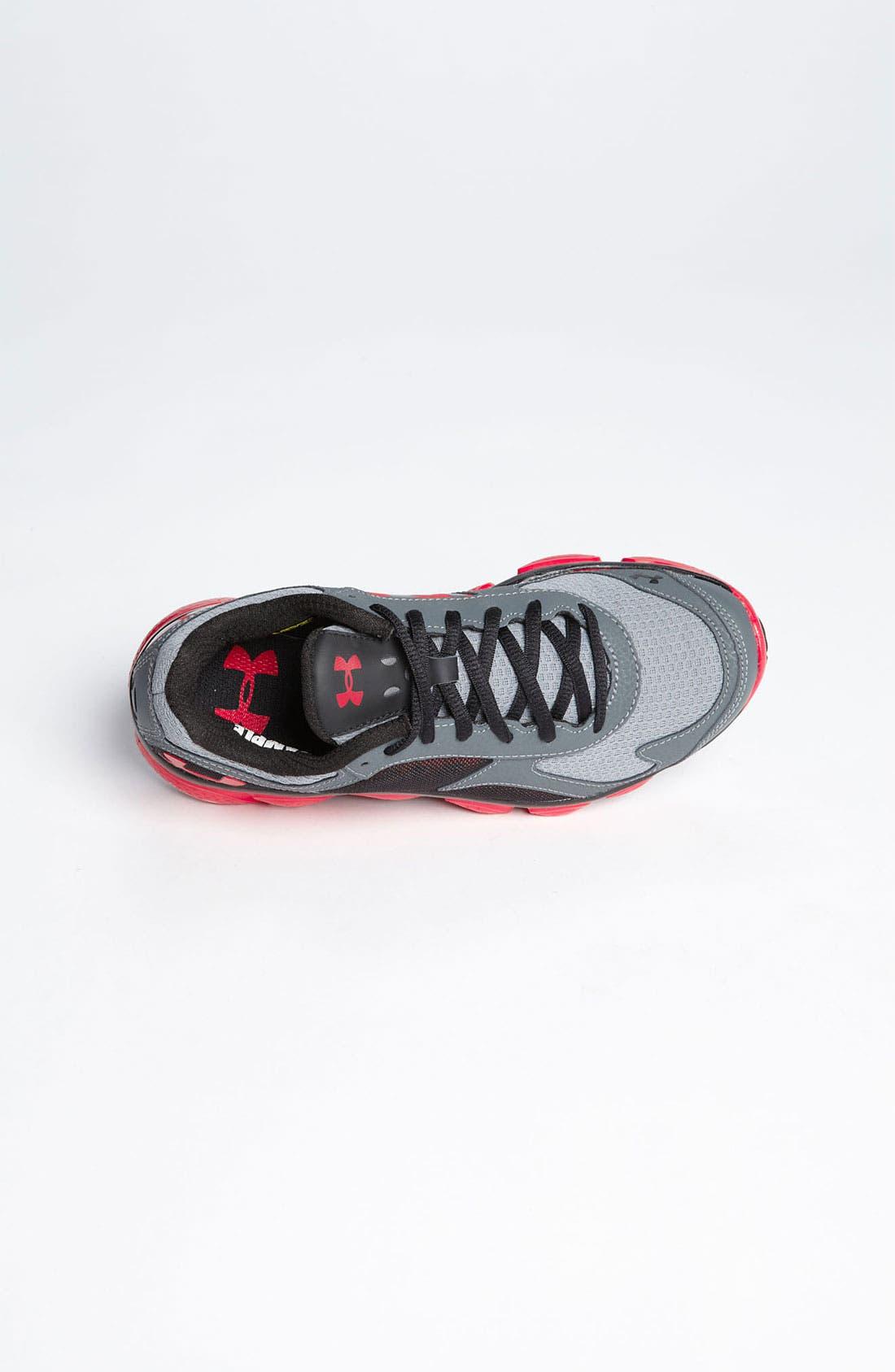 Alternate Image 3  - Under Armour 'Micro G® Skulpt' Sneaker (Toddler, Little Kid & Big Kid)