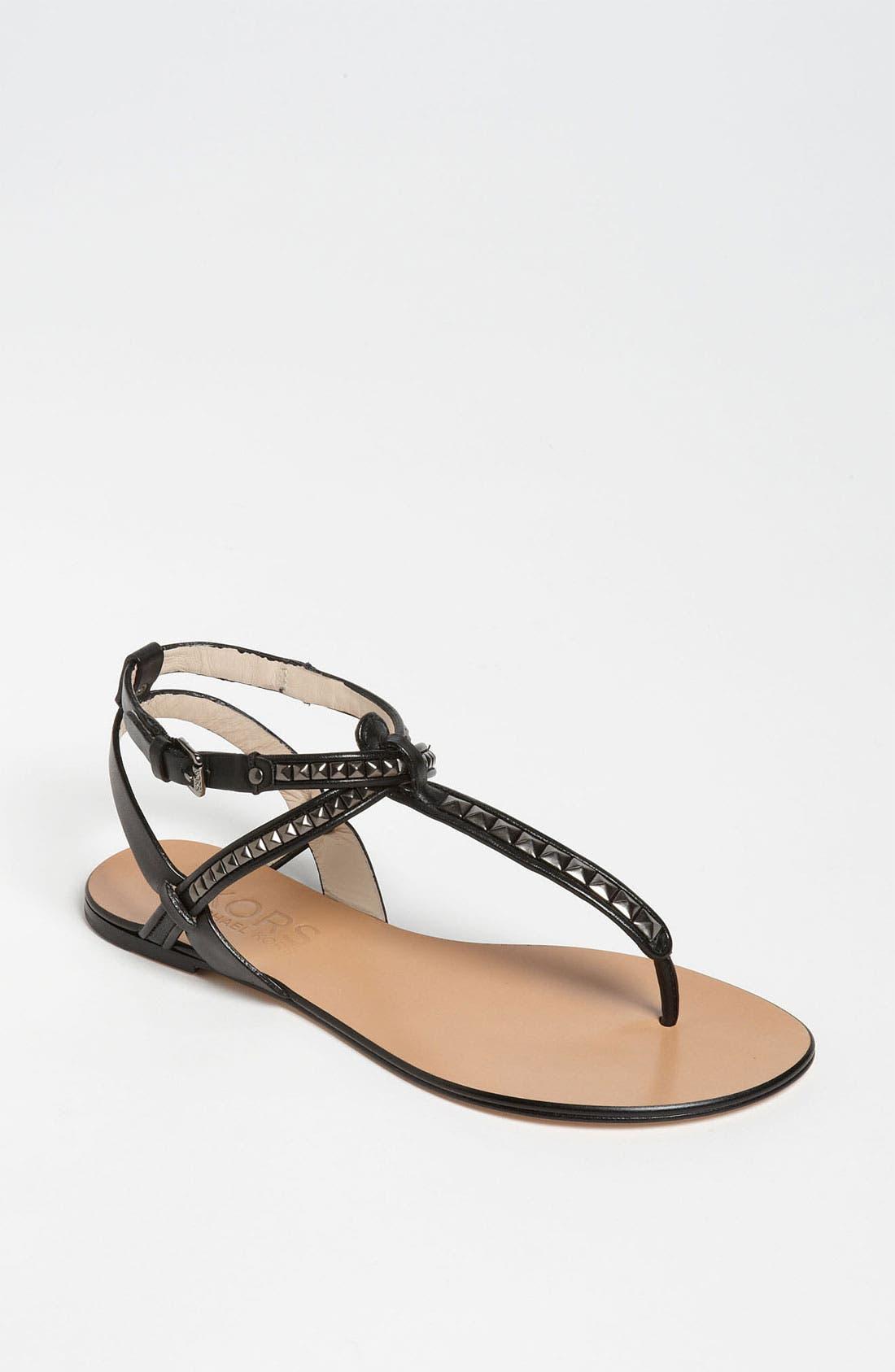 Alternate Image 1 Selected - KORS Michael Kors 'Jaina' Sandal