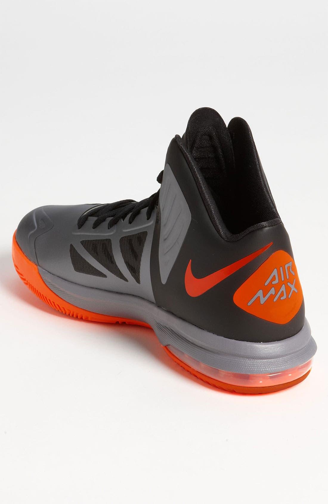 Alternate Image 2  - Nike 'Air Max HyperAggressor' Basketball Shoe (Men)