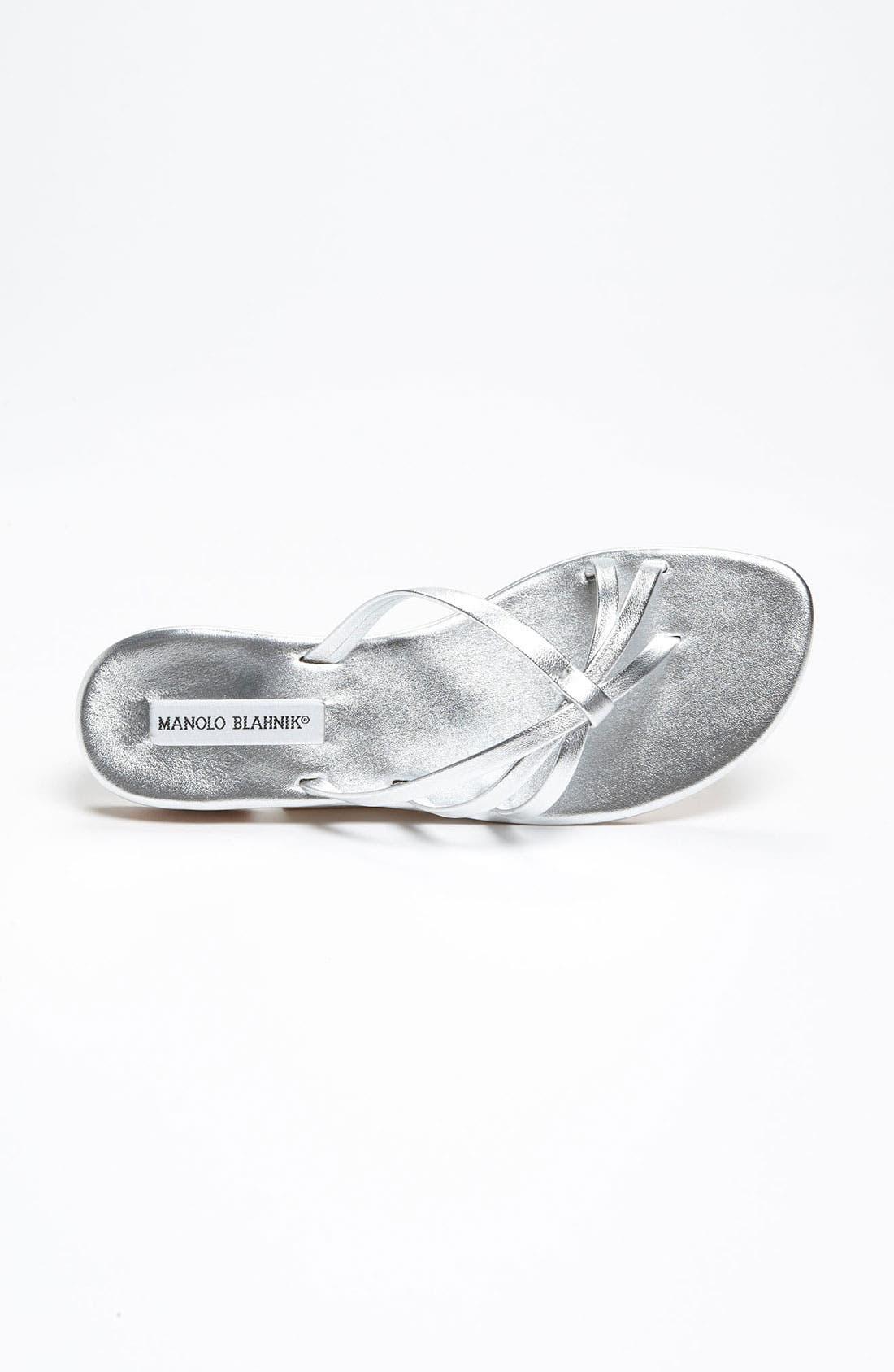 Alternate Image 3  - Manolo Blahnik 'Winddoka' Sandal
