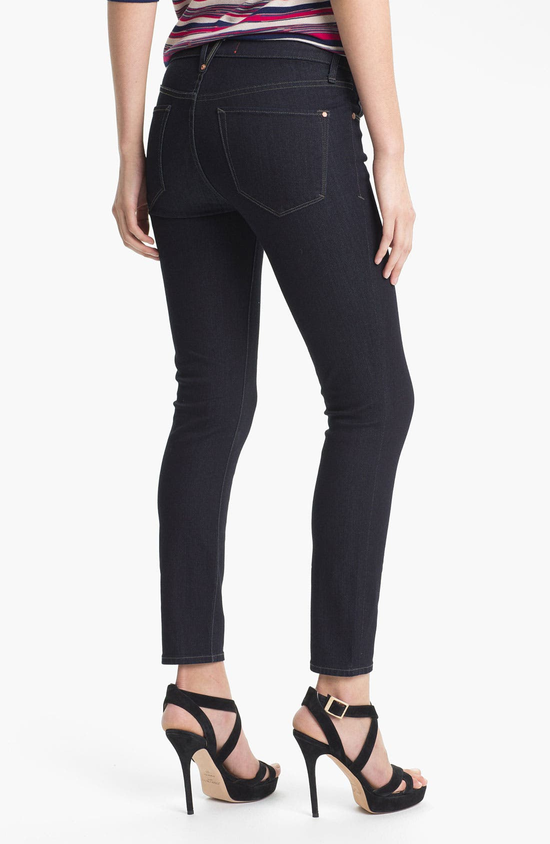 Alternate Image 2  - MARC BY MARC JACOBS 'Lola' Crop Skinny Stretch Jeans