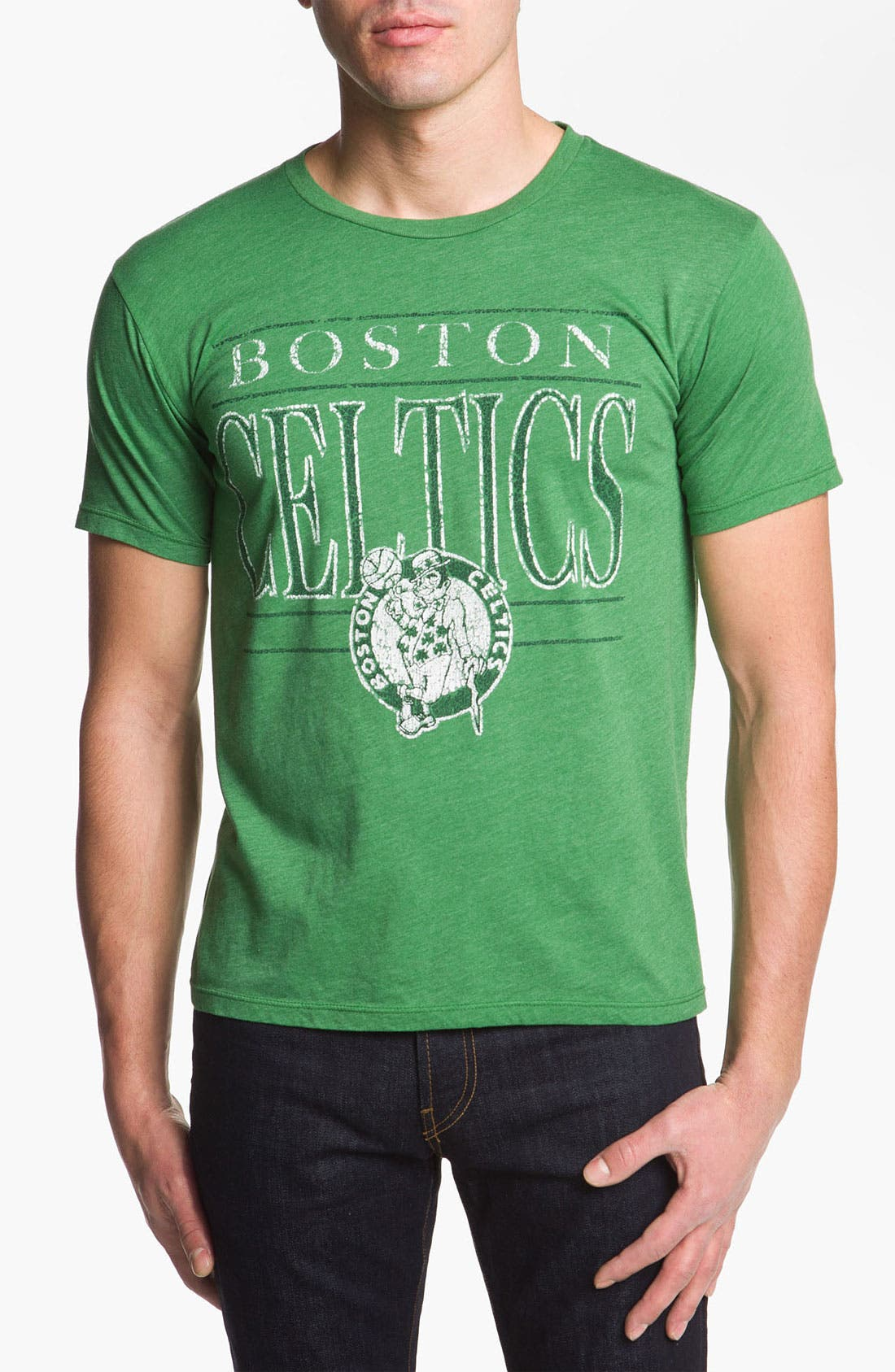 Alternate Image 1 Selected - Junk Food 'Boston Celtics' T-Shirt