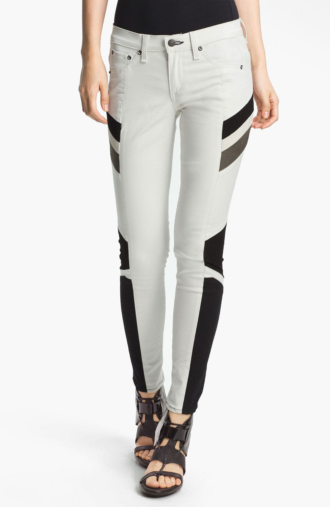 Alternate Image 1 Selected - rag & bone/JEAN 'Halifox' Leggings