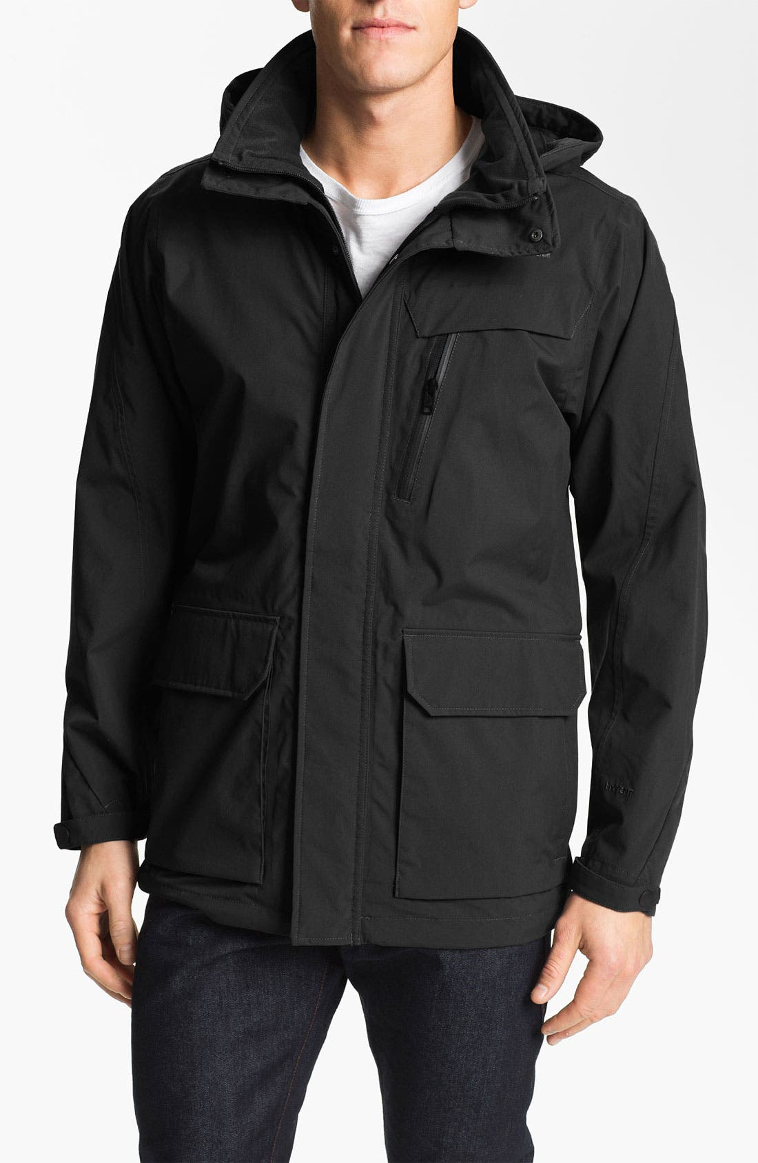 Alternate Image 1 Selected - The North Face 'Kearny' Waterproof Hooded Jacket