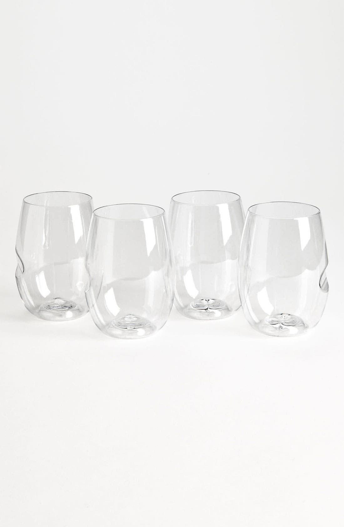 Alternate Image 1 Selected - Picnic Wine Glasses (Set of 4)
