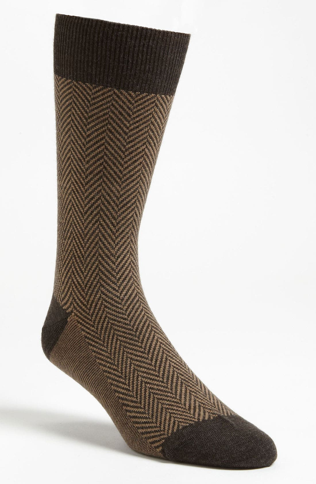 Alternate Image 1 Selected - Pantherella 'Vintage Collection' Herringbone Socks