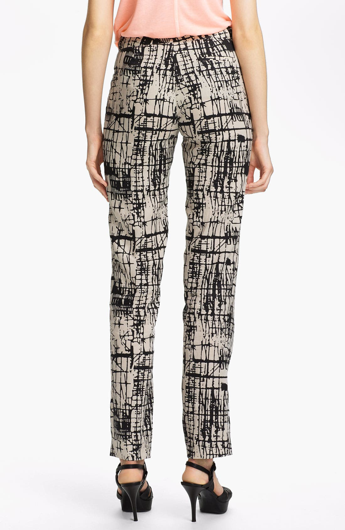Alternate Image 3  - J Brand Ready-to-Wear 'Rosemary' Print Trousers