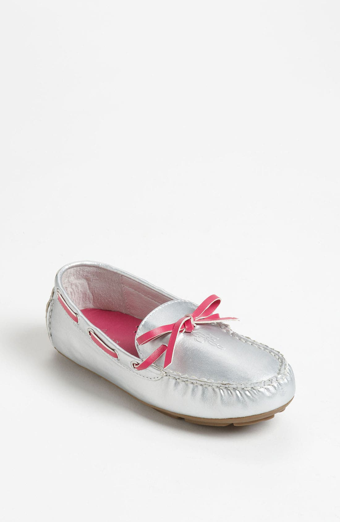 Main Image - Cole Haan 'Air Bella Tie' Slip-On (Little Kid & Big Kid)