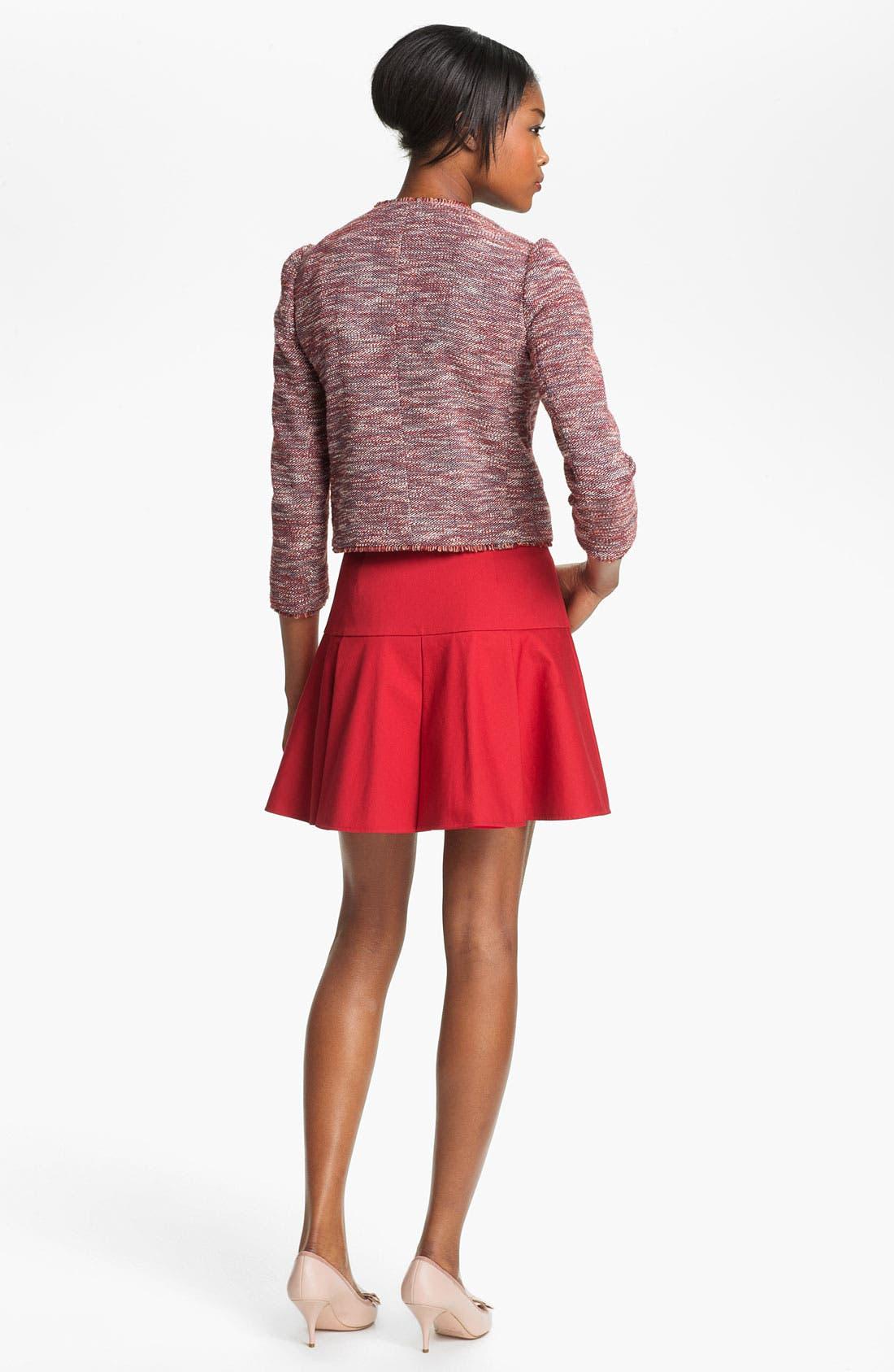 Alternate Image 2  - RED Valentino Tweed Jacket