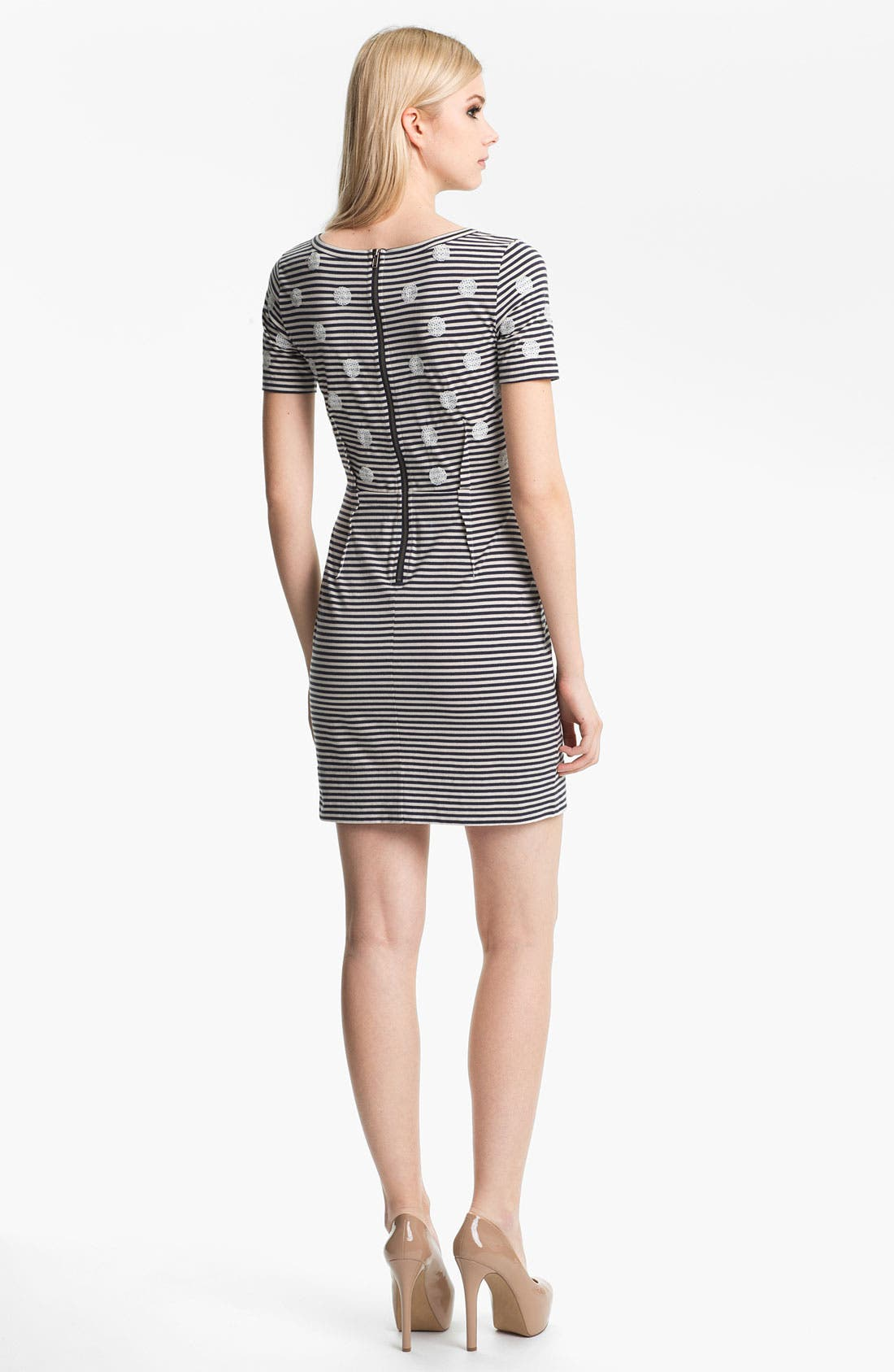 Alternate Image 2  - MARC BY MARC JACOBS 'Willa' Sequin Dot Stripe Dress