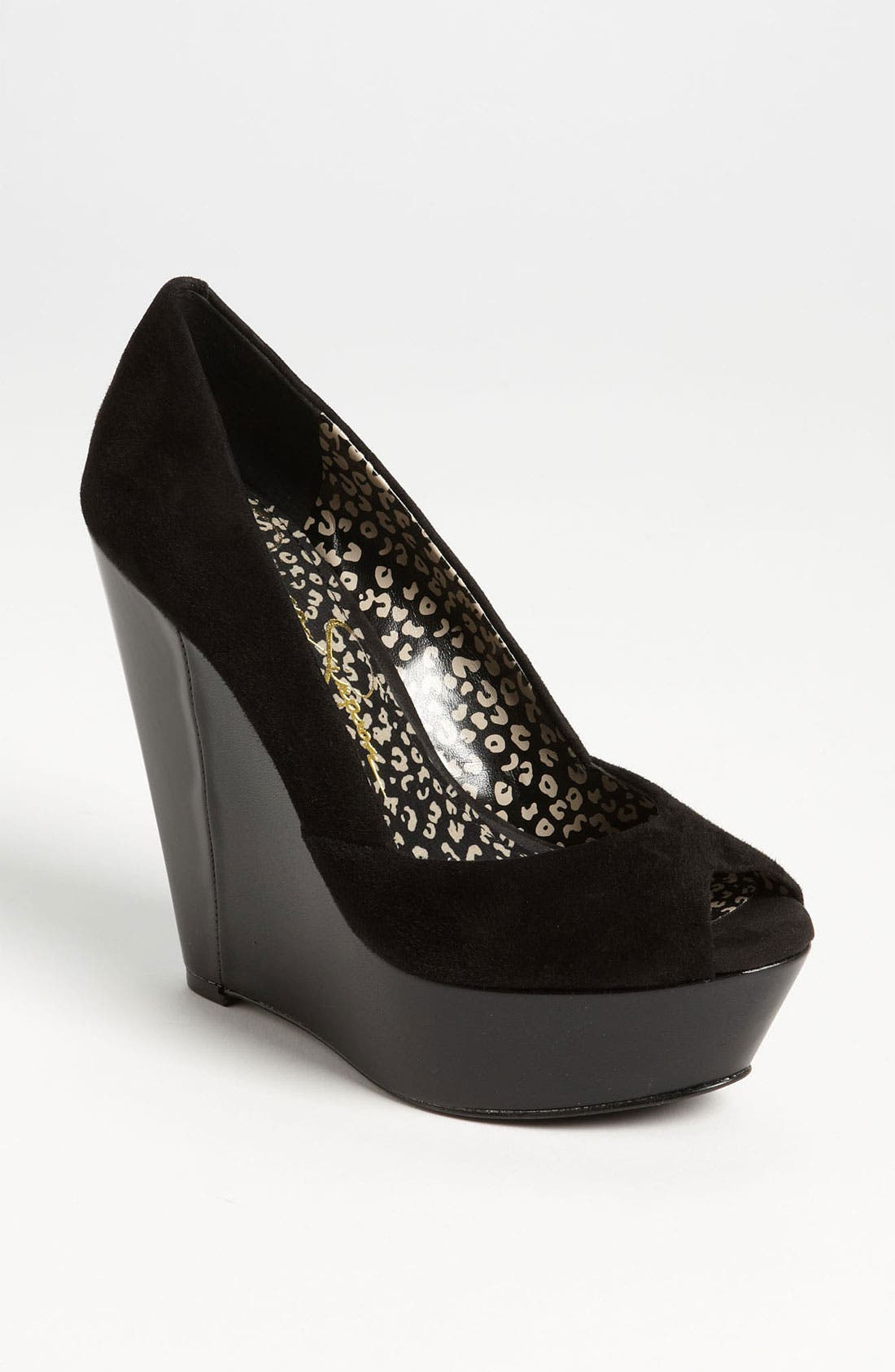 Alternate Image 1 Selected - Jessica Simpson 'Leelo' Pump