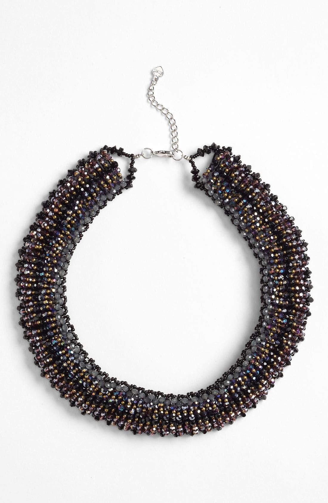 Alternate Image 1 Selected - Nakamol Design 'Cleo - Mini' Collar Necklace.