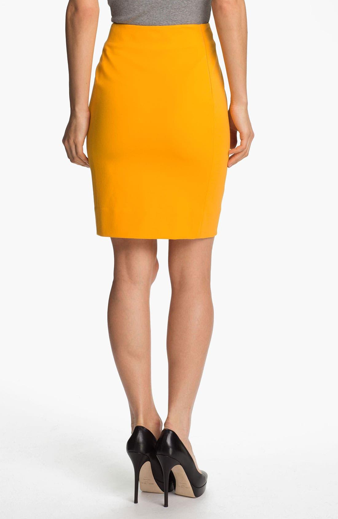 Alternate Image 2  - Diane von Furstenberg 'New Koto' Pencil Skirt