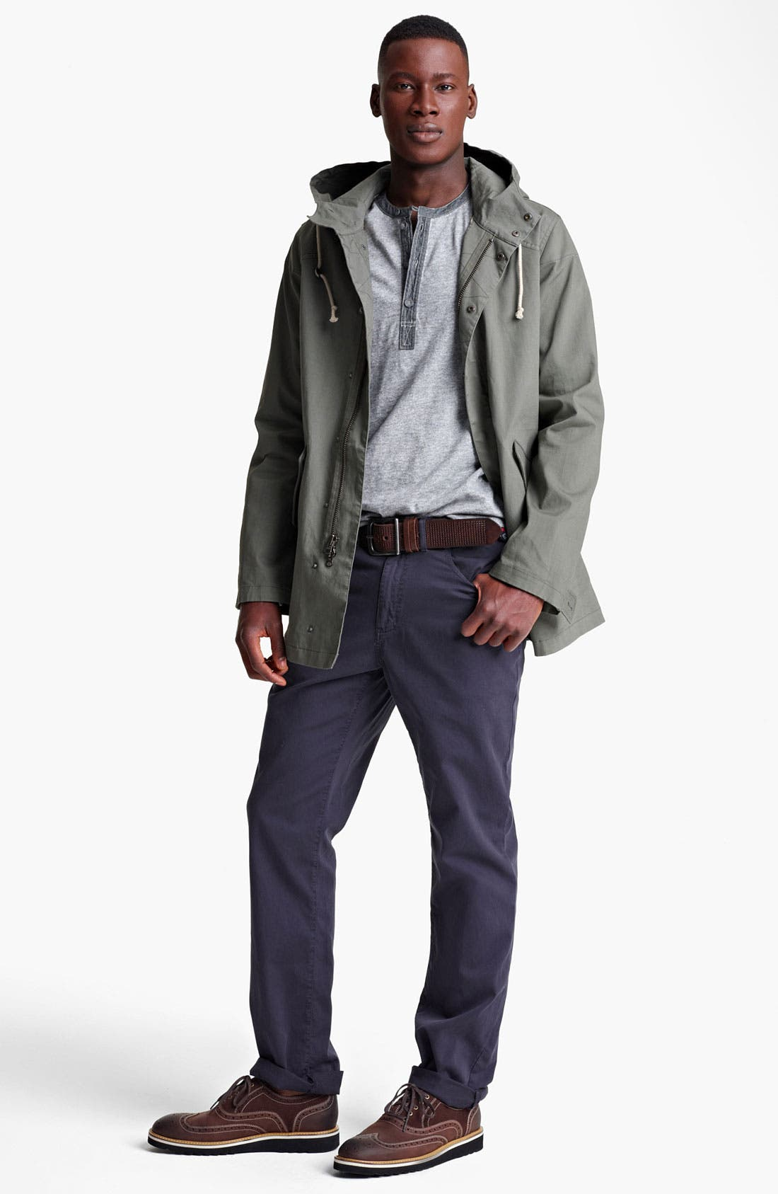 Alternate Image 4  - Grayers 'Cooper' Anorak