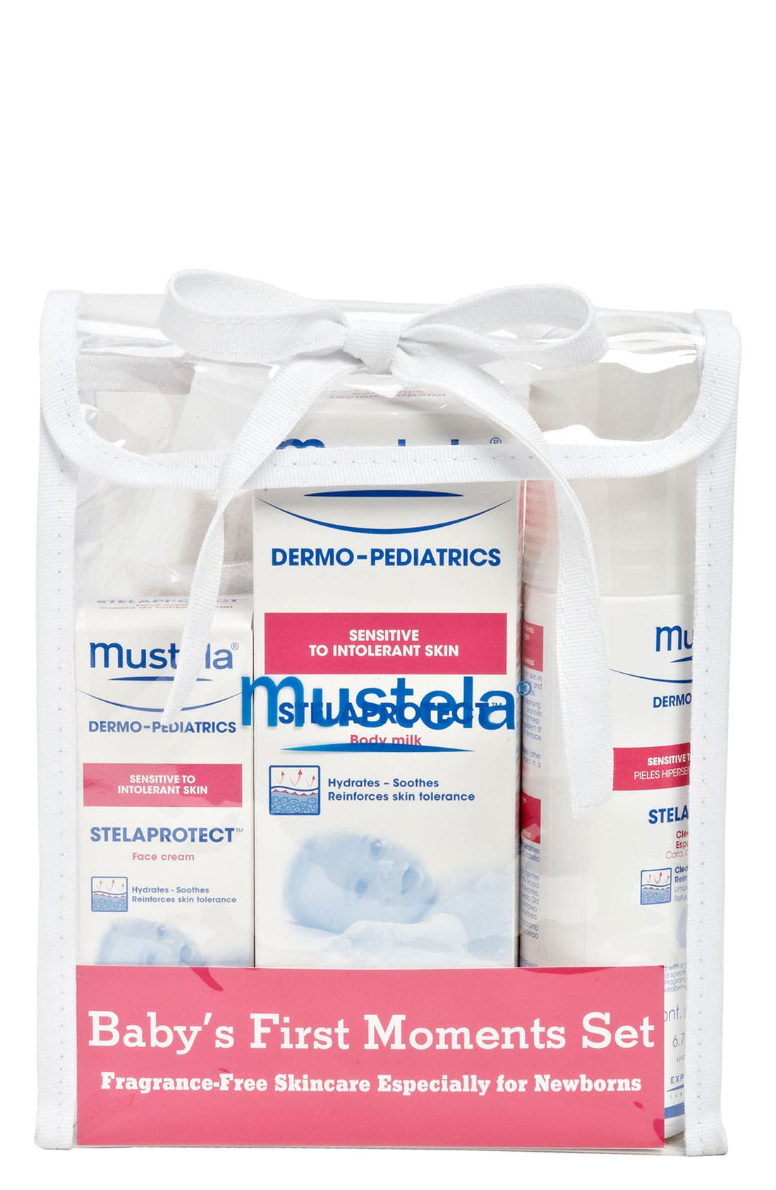 Alternate Image 1 Selected - Mustela® 'Baby's First Moments' Set